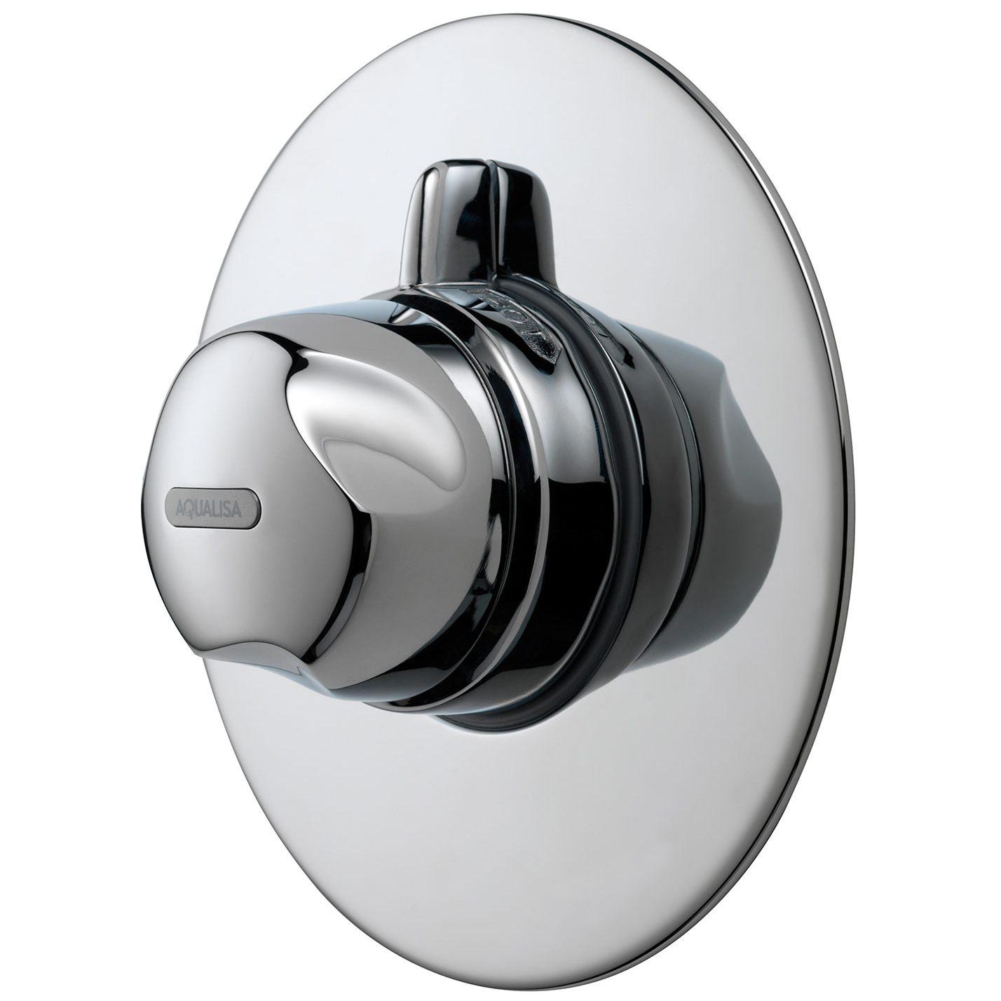 aqualisa aquavalve 700 concealed thermostatic shower valve. Black Bedroom Furniture Sets. Home Design Ideas