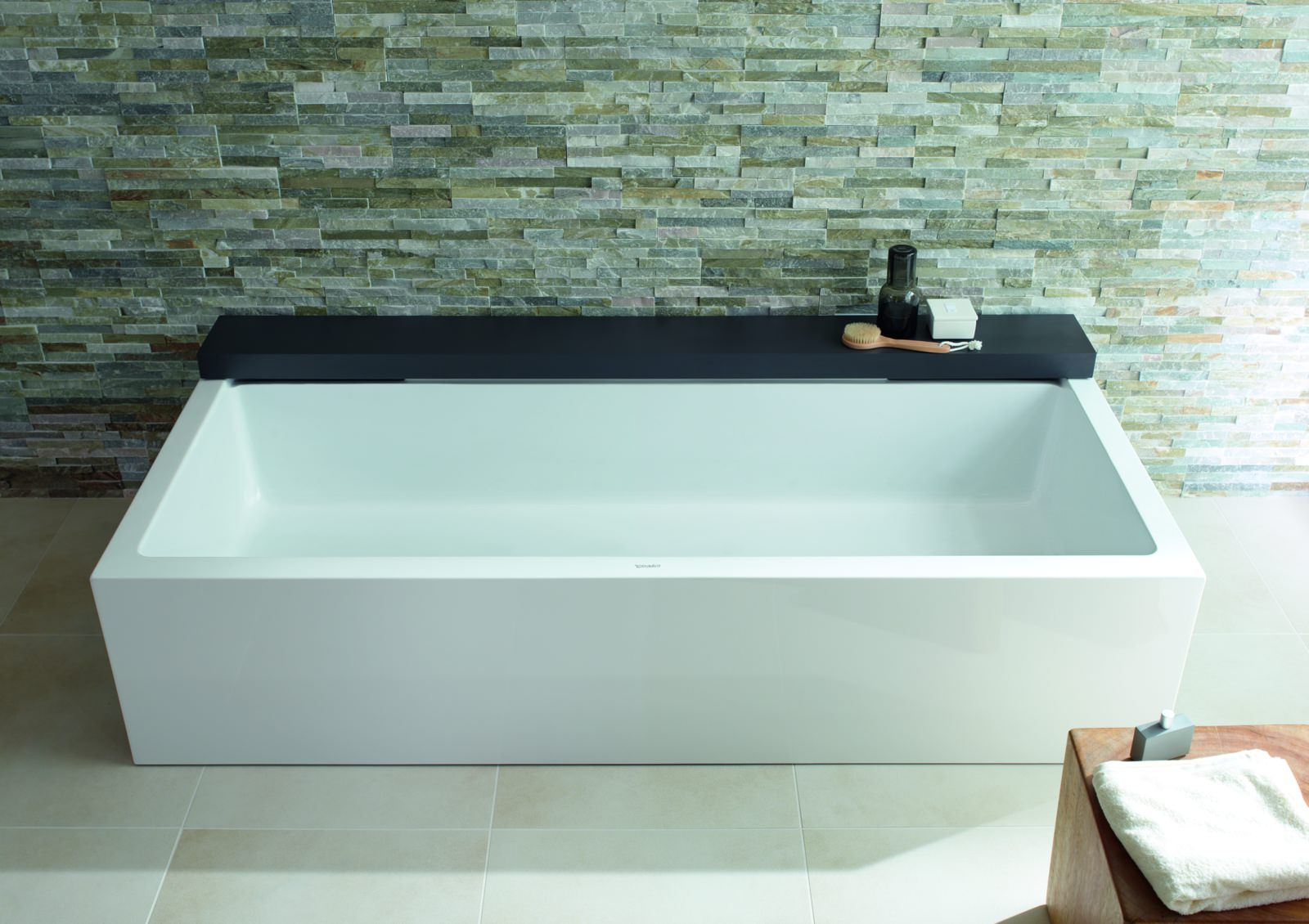 duravit nahho 2100 x 1000mm floatation corner left bath. Black Bedroom Furniture Sets. Home Design Ideas