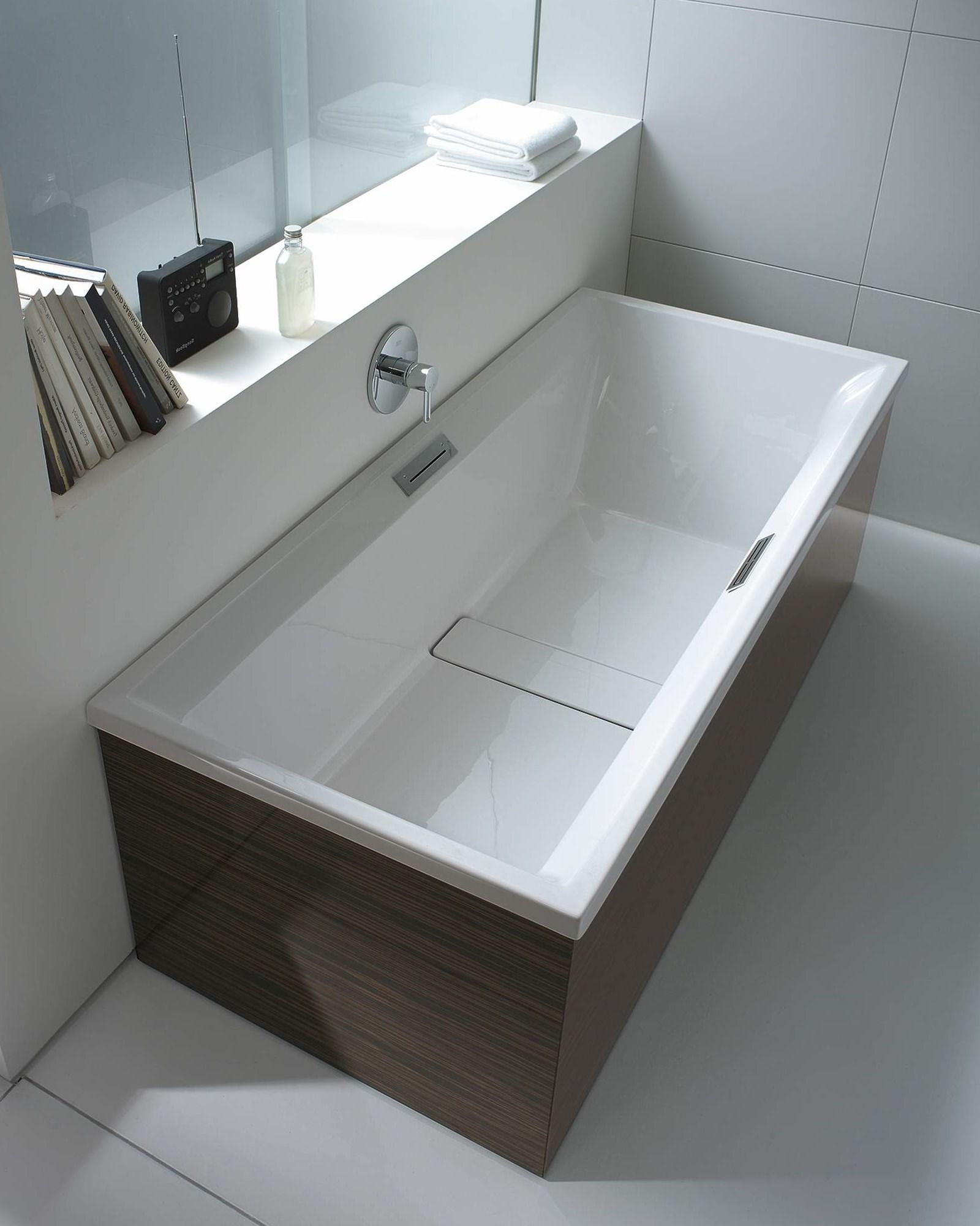 Duravit 2nd Floor 1800 X 800mm Rectangular Bath With