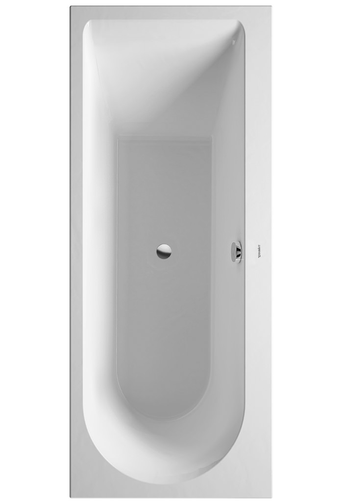 Duravit Darling New 1700 X 700mm Bath With One Backrest