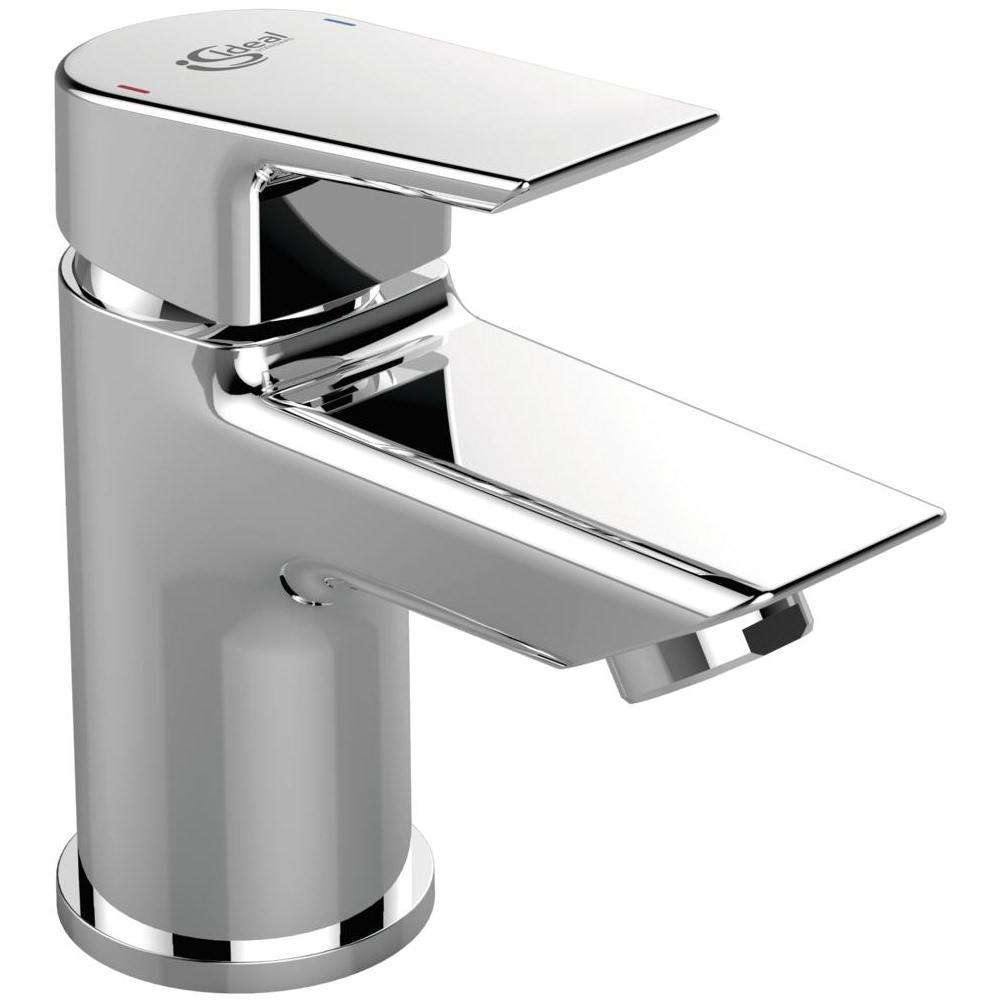 Ideal standard tesi single lever mini basin mixer tap for Tesi design ideal standard