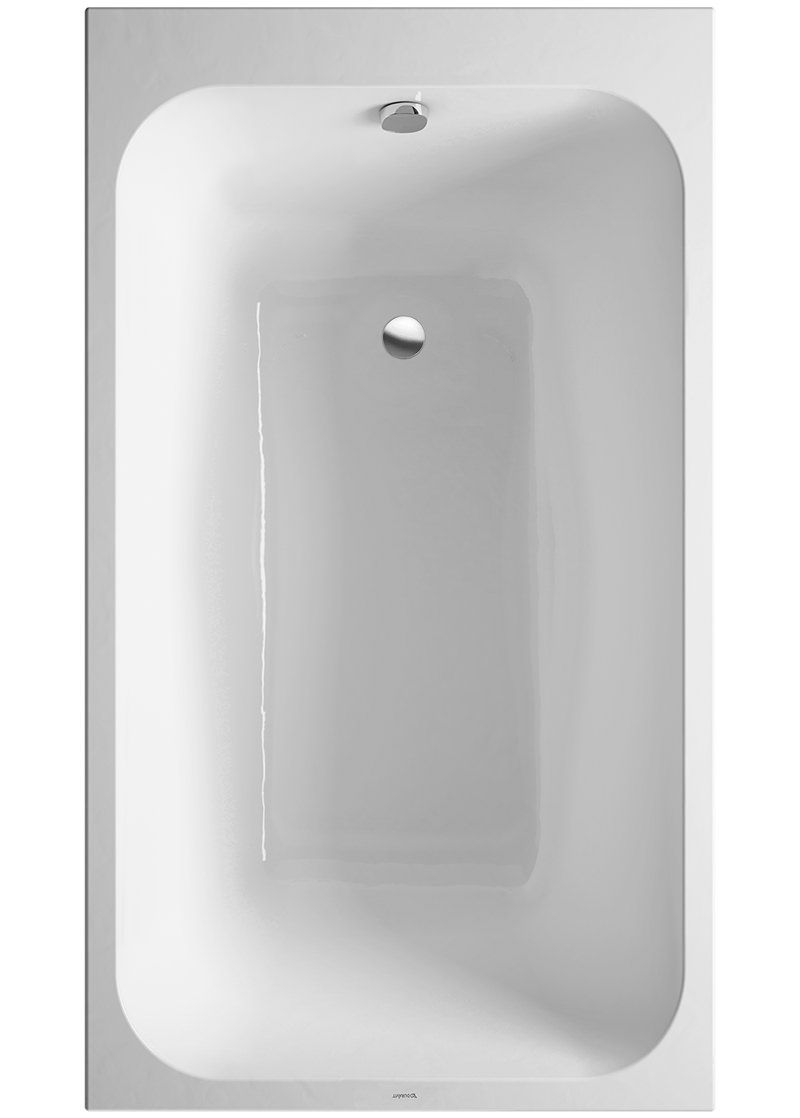Duravit Durastyle 1400 X 800mm Rectangular Bath With Support Frame 700237000000000