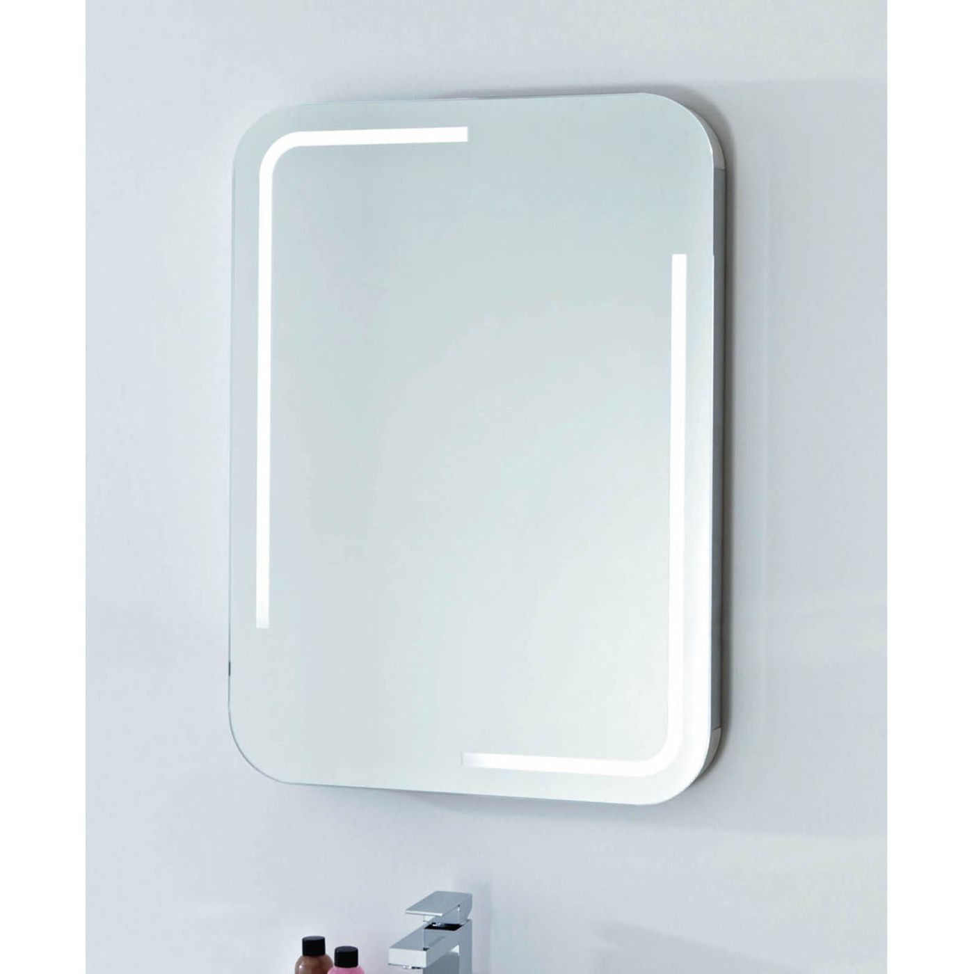 Phoenix Enzo 550mm Led Back Lit Mirror With Heated