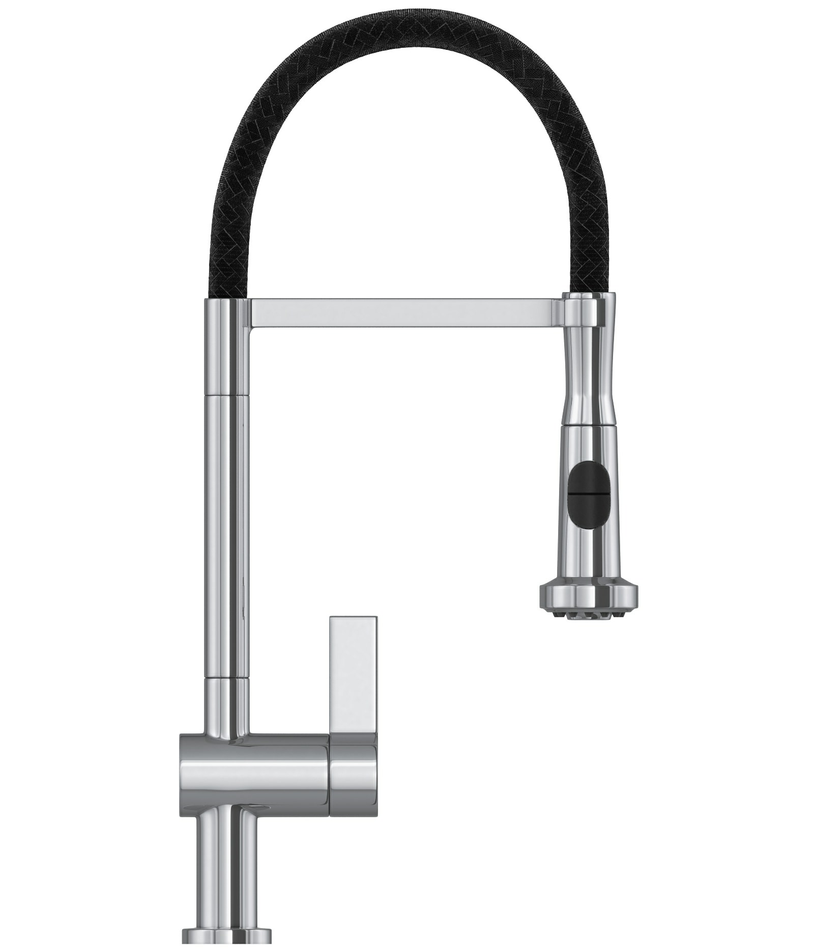 Franke Sirino Pull-Out Spray Chrome Kitchen Sink Mixer Tap
