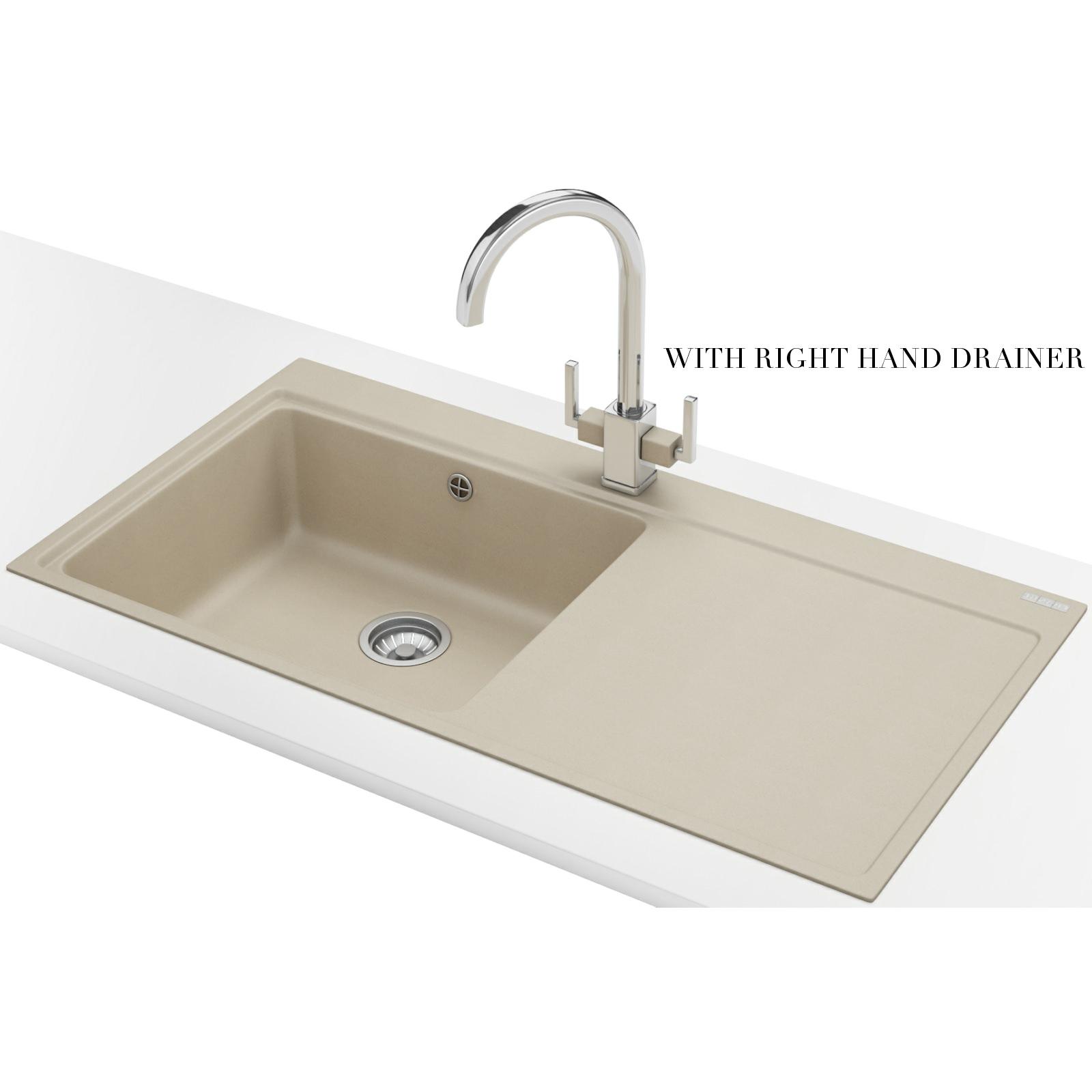 ... Franke Mythos Designer Pack MTG 611 Fragranite Coffee Kitchen Sink And