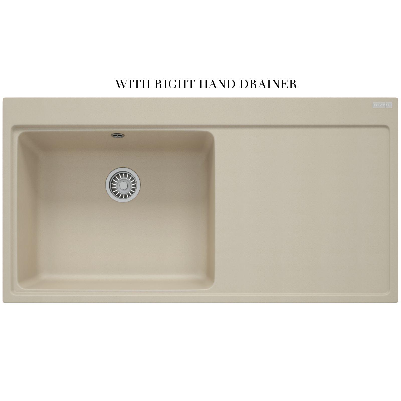 Franke Mythos Sink And Tap Pack : Franke Mythos Designer Pack MTG 611 Fragranite Coffee Sink And Tap ...