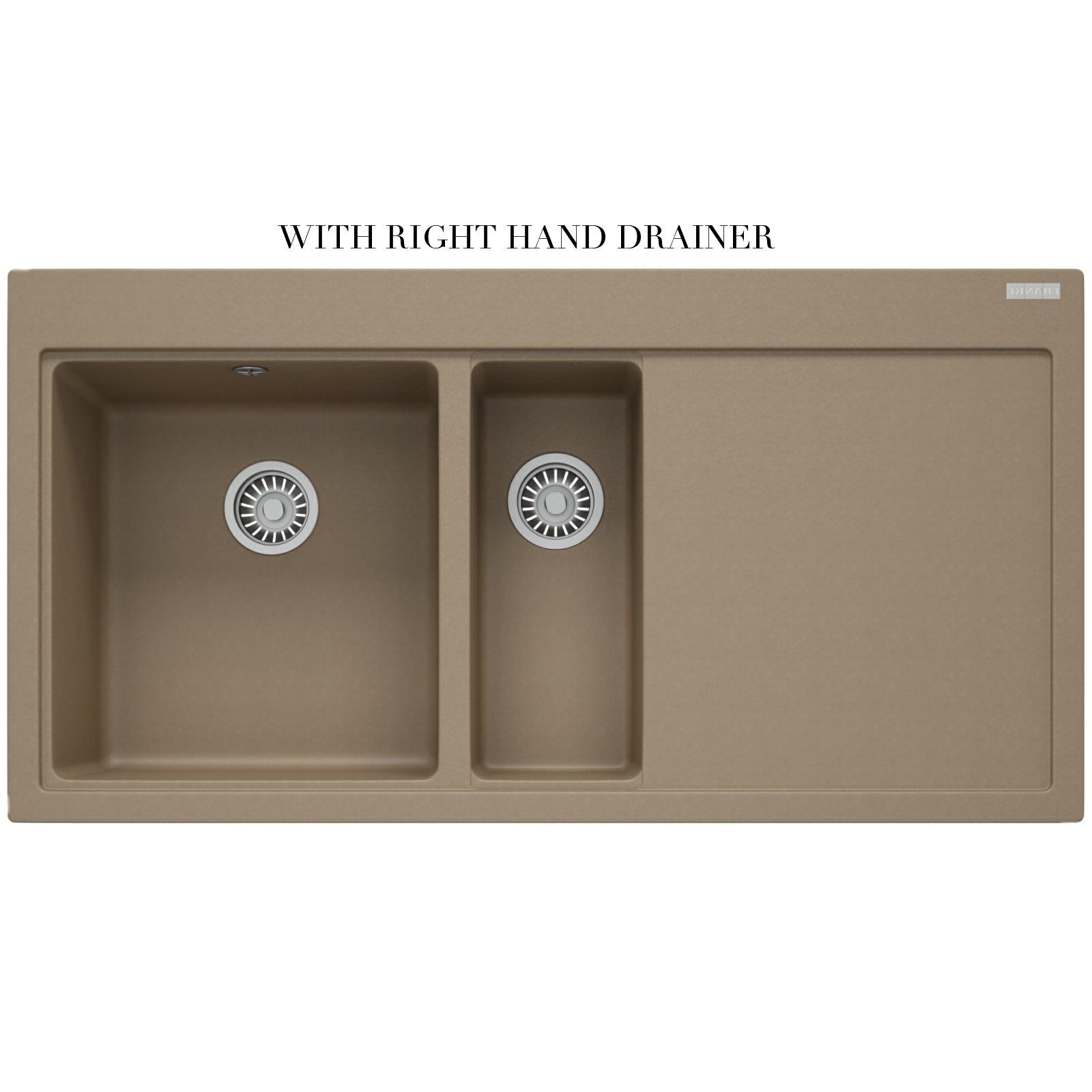 Franke Mythos Sink And Tap Pack : ... Franke Mythos Designer Pack MTG 651-100 Fragranite Oyster Sink And Tap