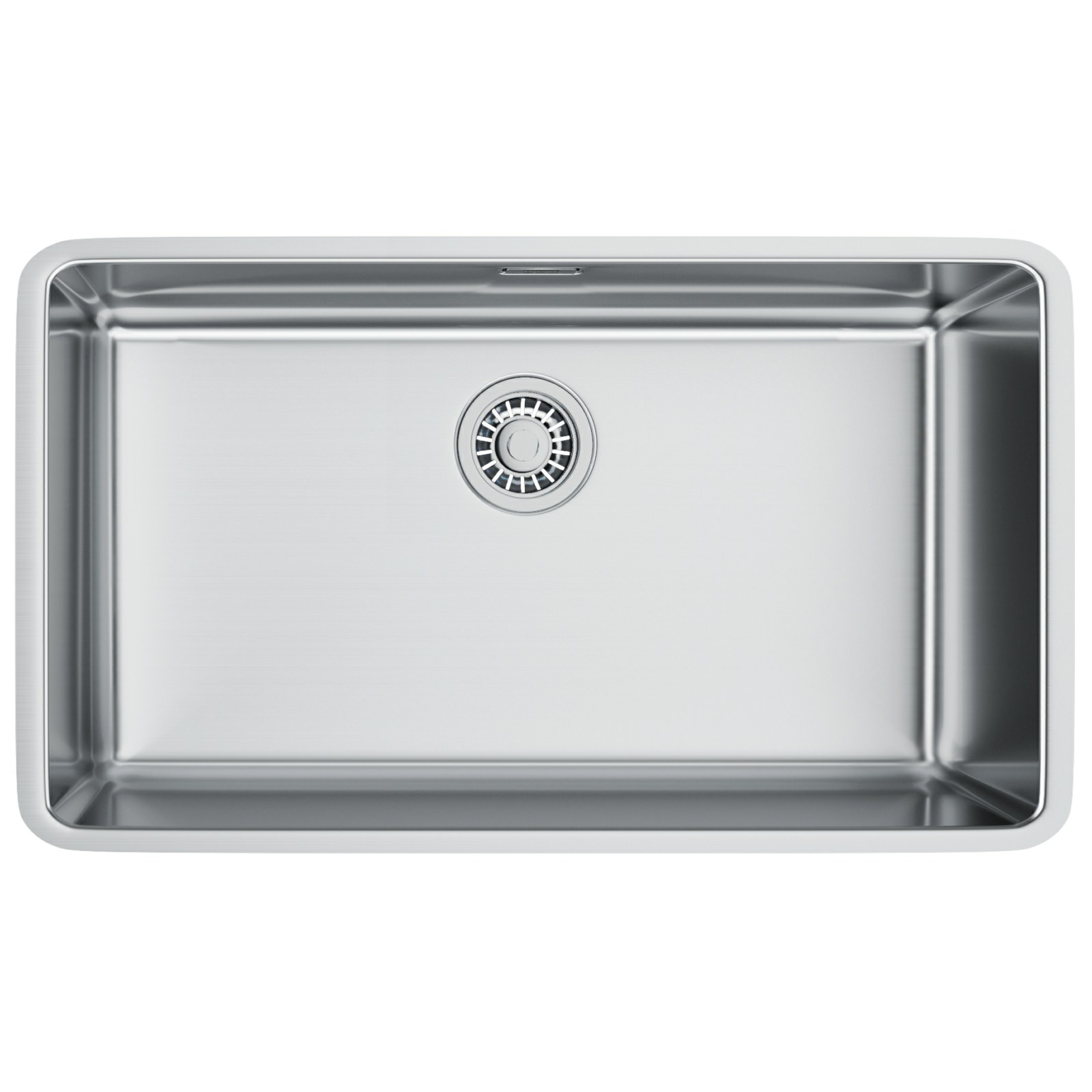 ... sink franke kubus kbx 110 70 stainless steel undermount kitchen sink