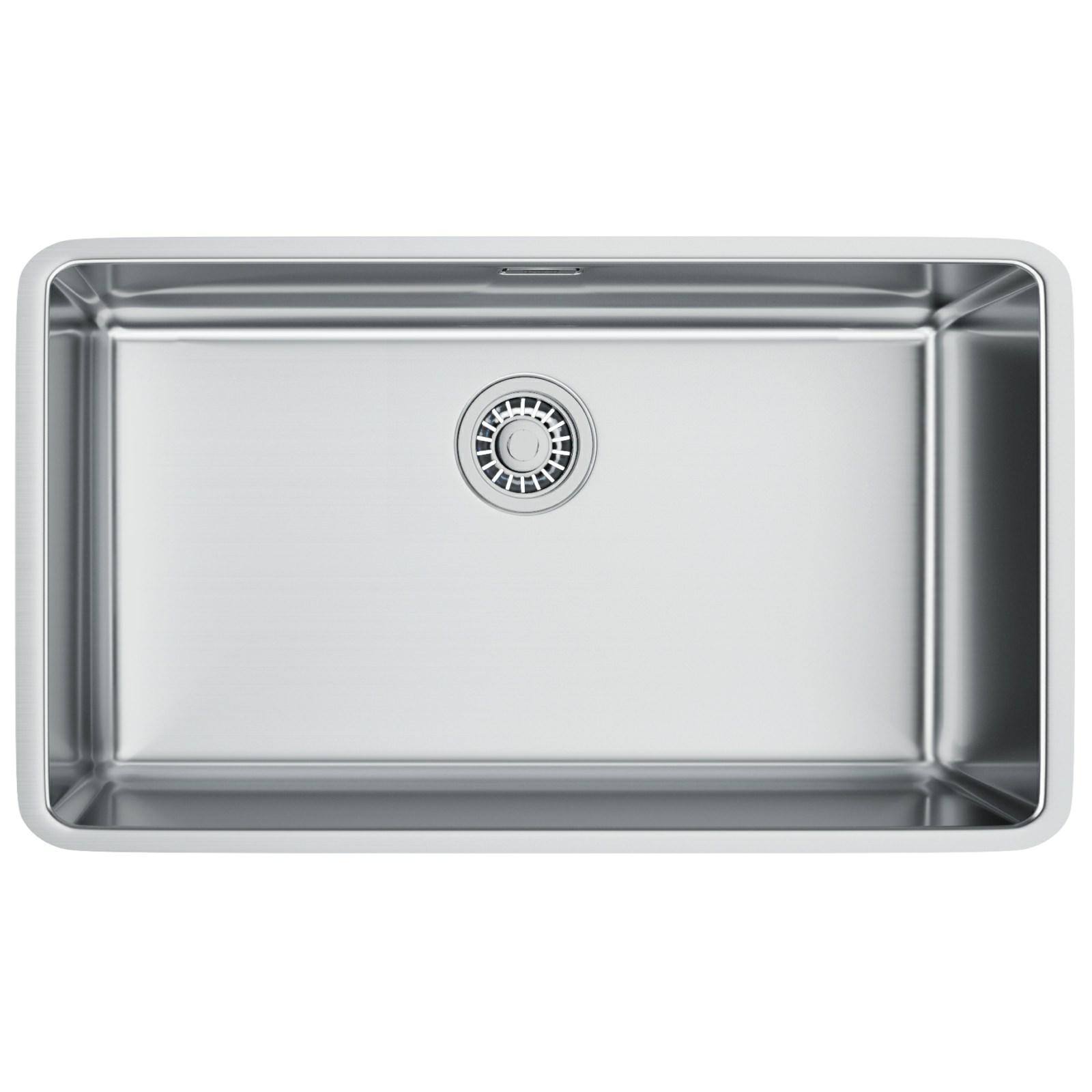 Hole Kitchen Sink Stainless Steel