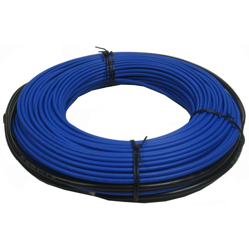 Cable Heating Systems : Warmup electric inscreed cable underfloor heating system