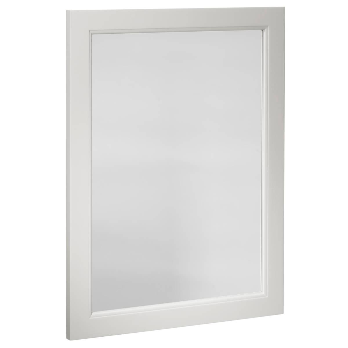 Roper Rhodes Hampton 570mm Mirror Chalk White Ham600m W