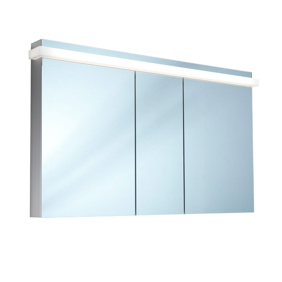 schneider taikaline 3 door 1300mm mirror cabinet door