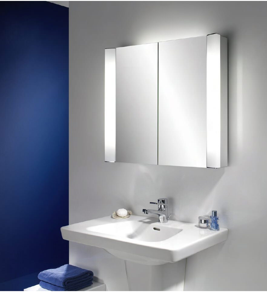 schneider bathroom cabinet schneider splashline 2 door mirror cabinet 800 1000 25872