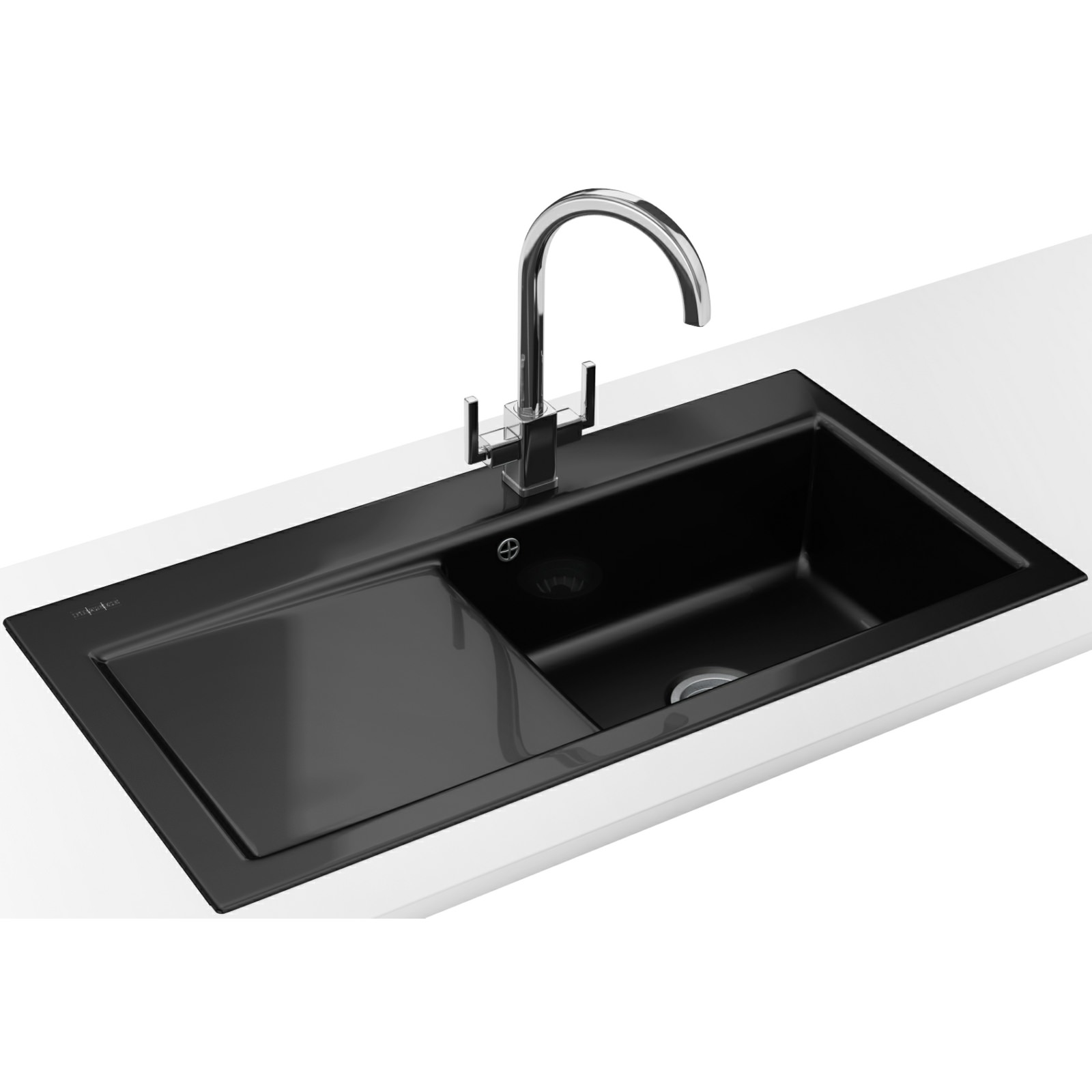 Large Ceramic Kitchen Sink