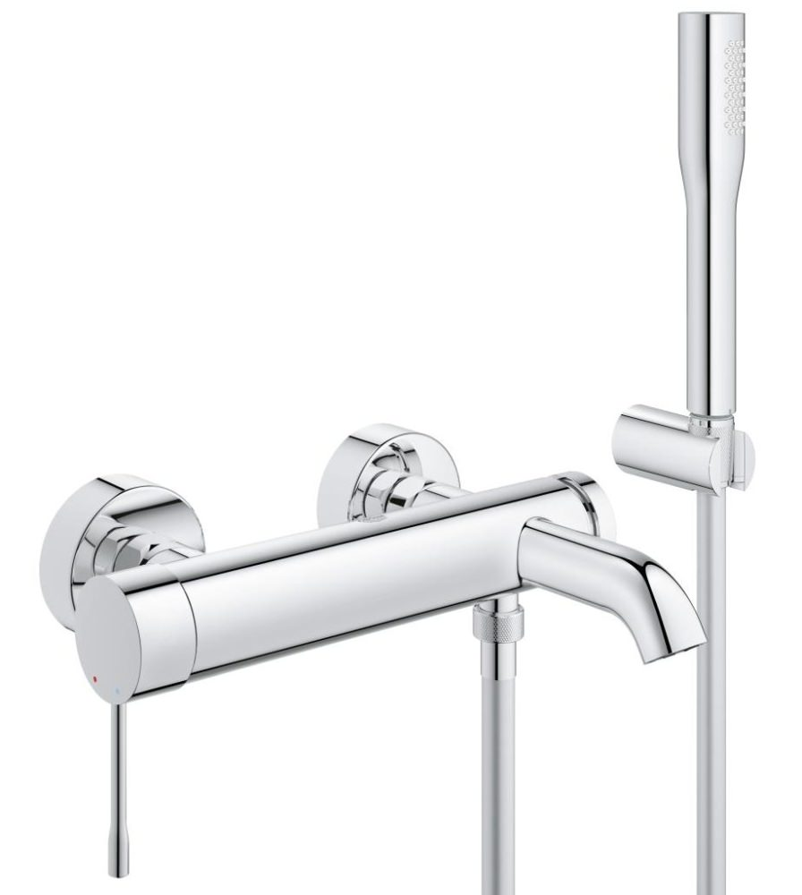 Grohe Essence New Half Inch Bath Shower Mixer Tap With