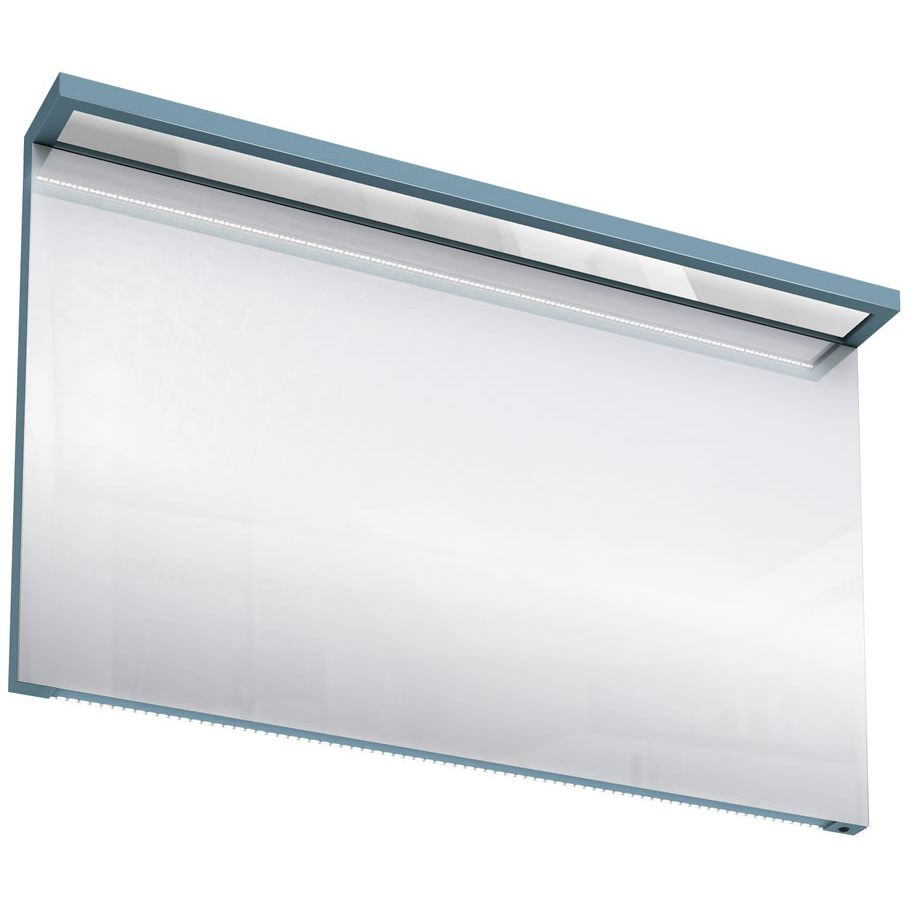 Britton aqua cabinets 1200mm led mirror with infrared for Kitchen cabinets 1200mm