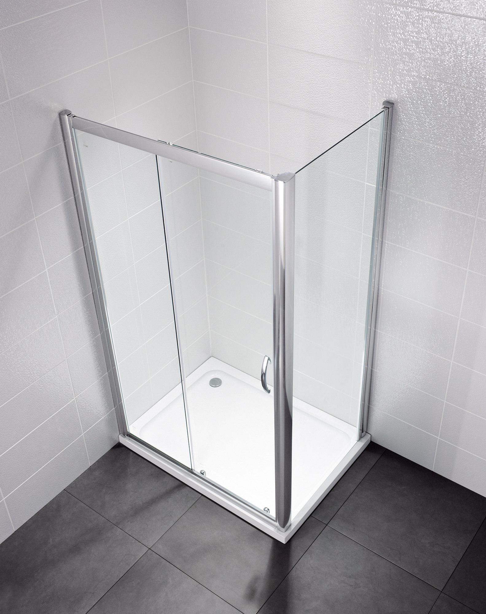 April identiti2 1000mm sliding shower door ap9477s for 1000mm sliding shower door
