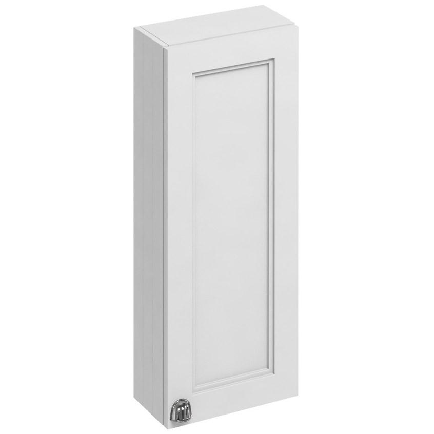 Burlington 300mm Matt White Single Door Cabinet F3ww