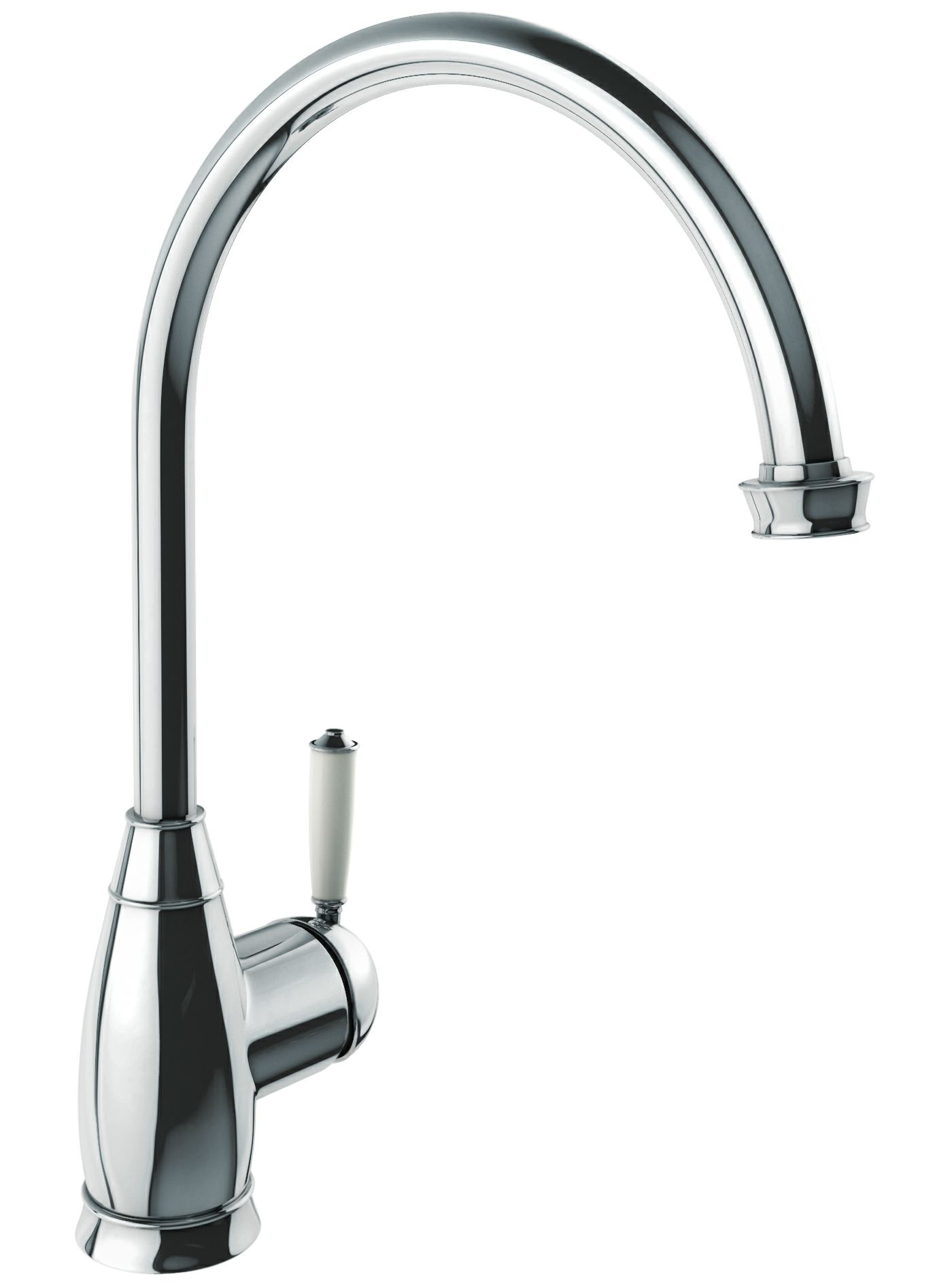 abode astbury chrome single lever kitchen mixer tap at3004. Black Bedroom Furniture Sets. Home Design Ideas