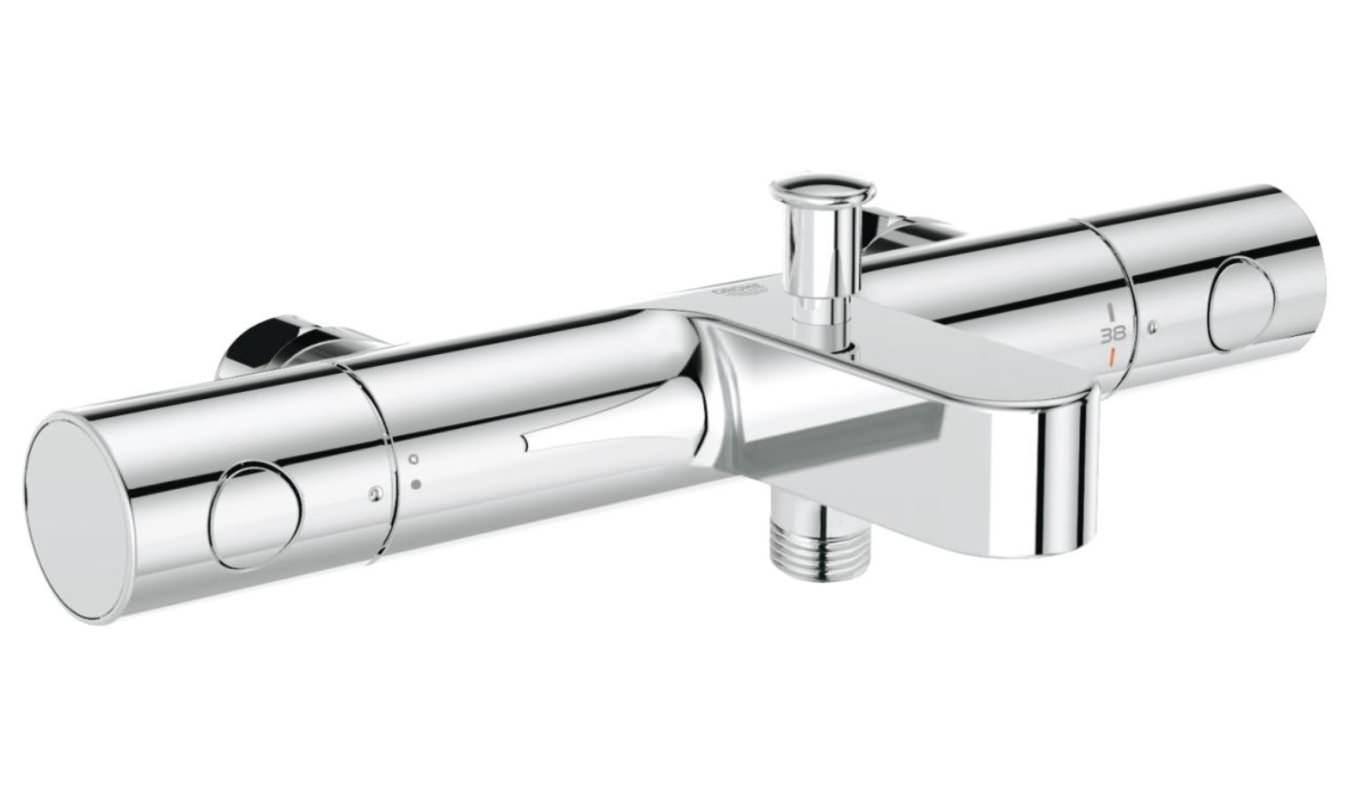 grohe grohtherm 1000 cosmopolitan m half inch bath shower