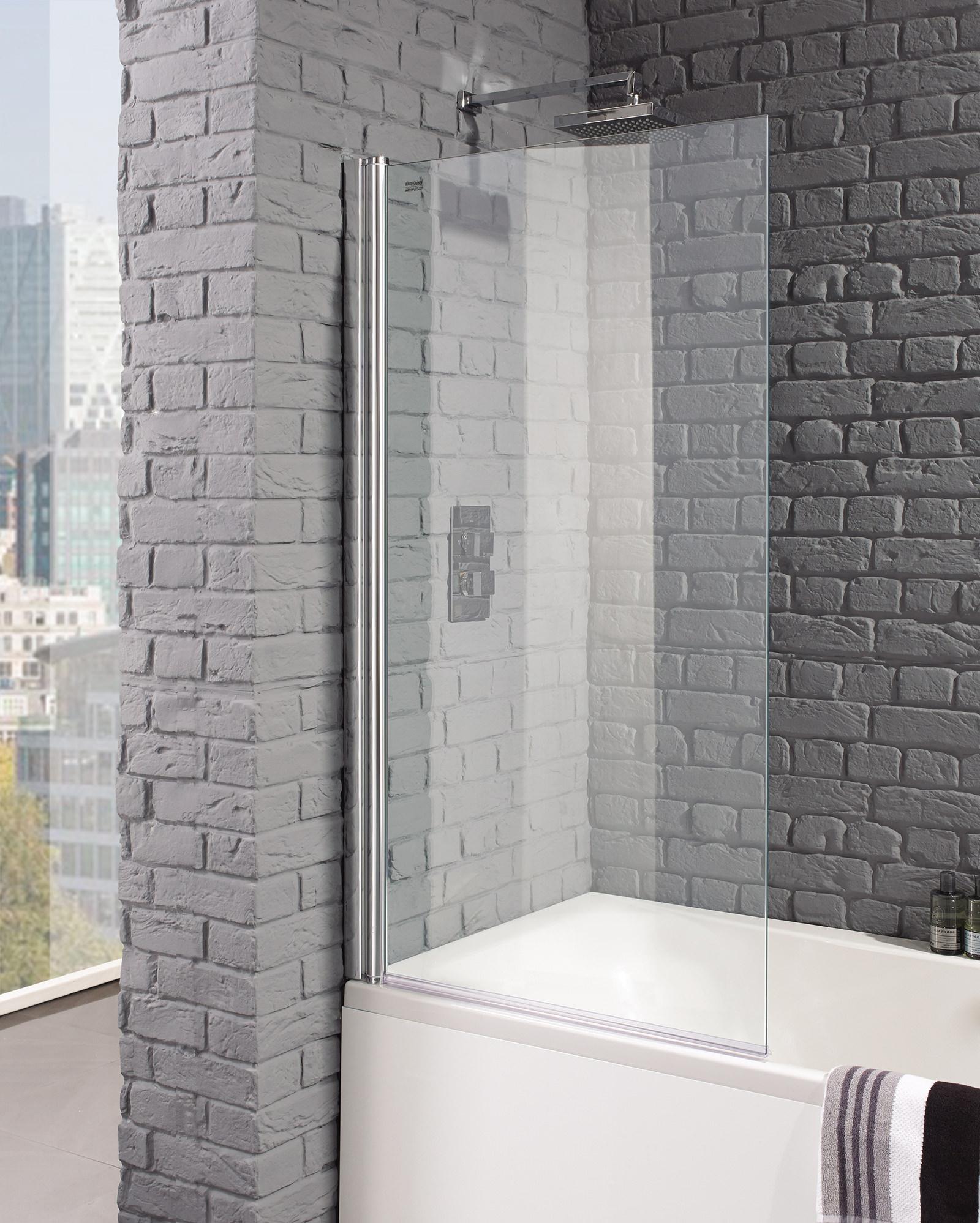 bath shower screens frameless and framed bath shower screen aq6000