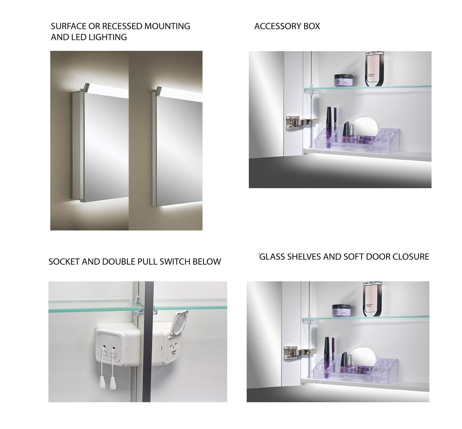 schneider bathroom cabinet schneider paliline 2 door mirror cabinet with led light 900mm 25872