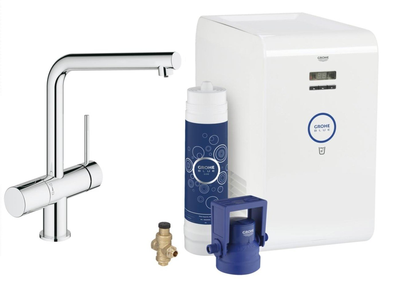 Grohe  Minta Kitchen Tap