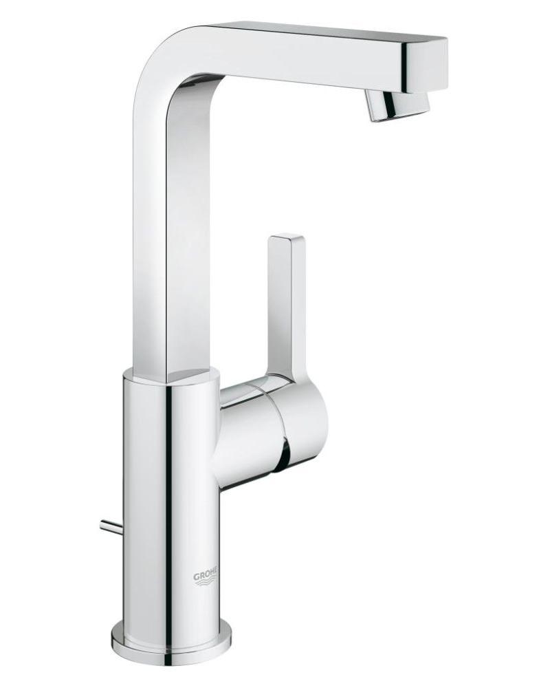 Grohe Lineare L-Size Half Inch Single Lever Basin Mixer Tap - 23296000