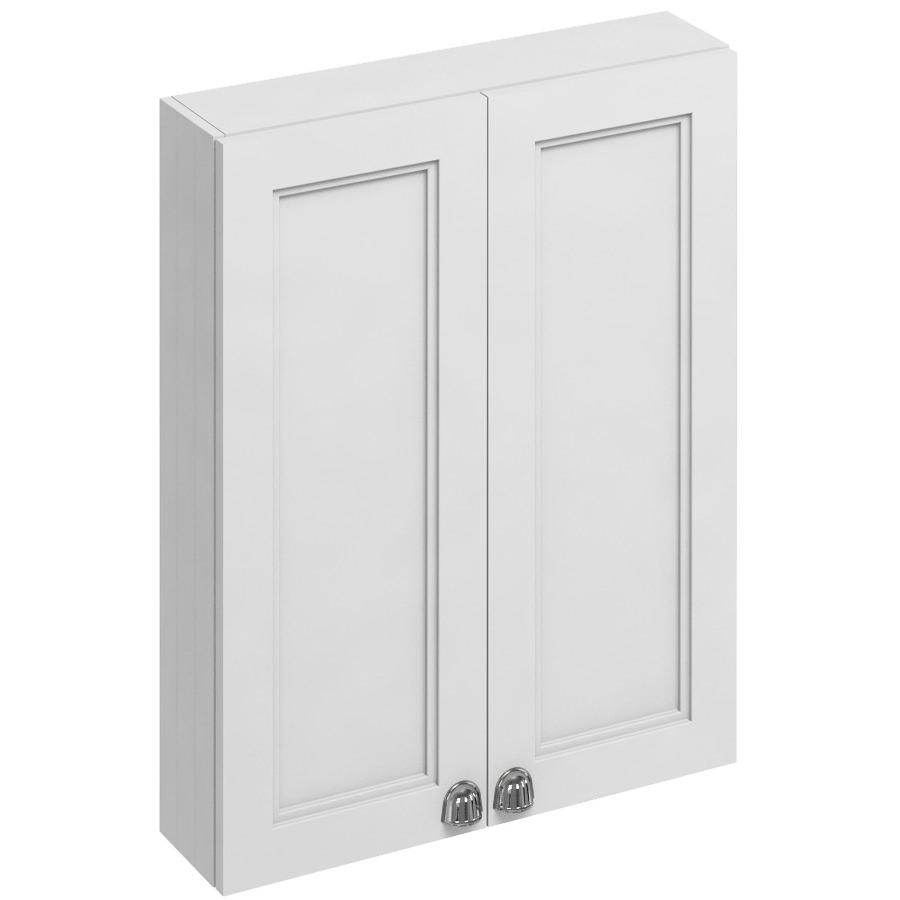 600mm Double Door Cabinet Matt White F6ww
