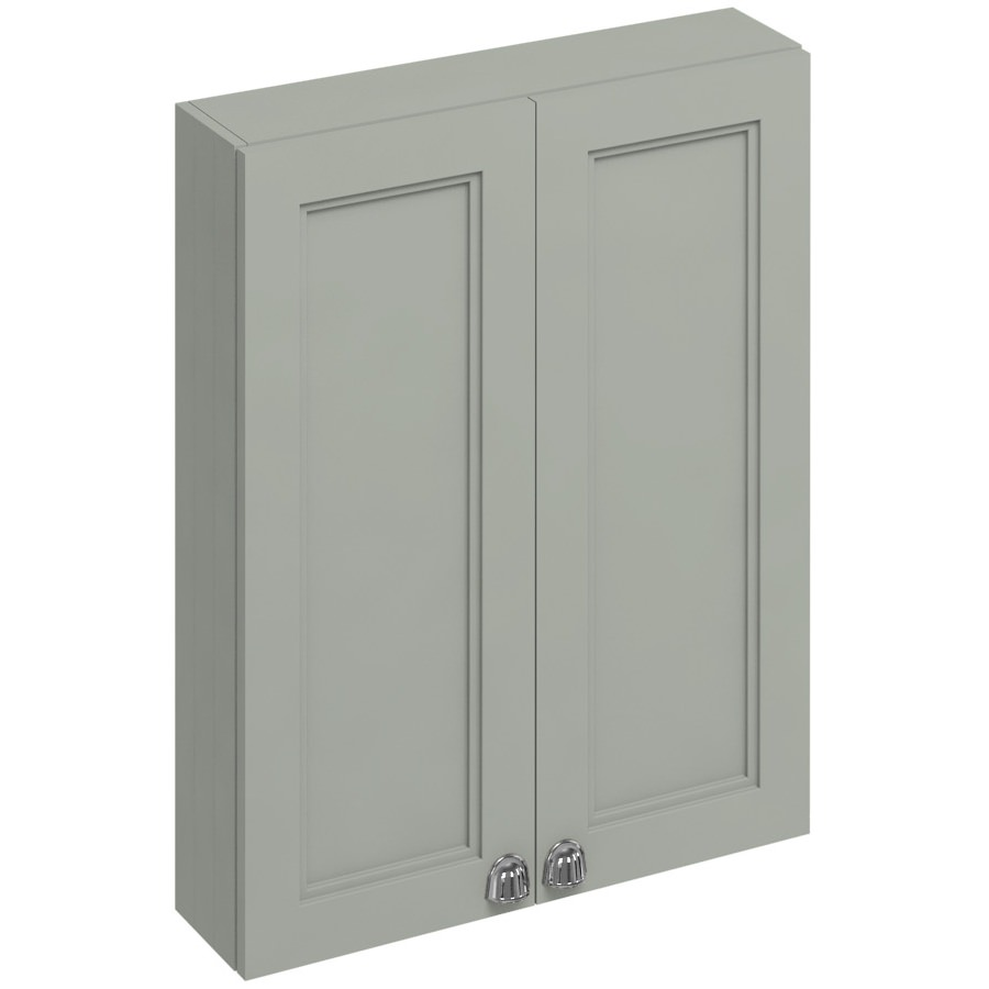 Burlington 600mm dark olive double door cabinet f6wo for Kitchen cabinets 600mm