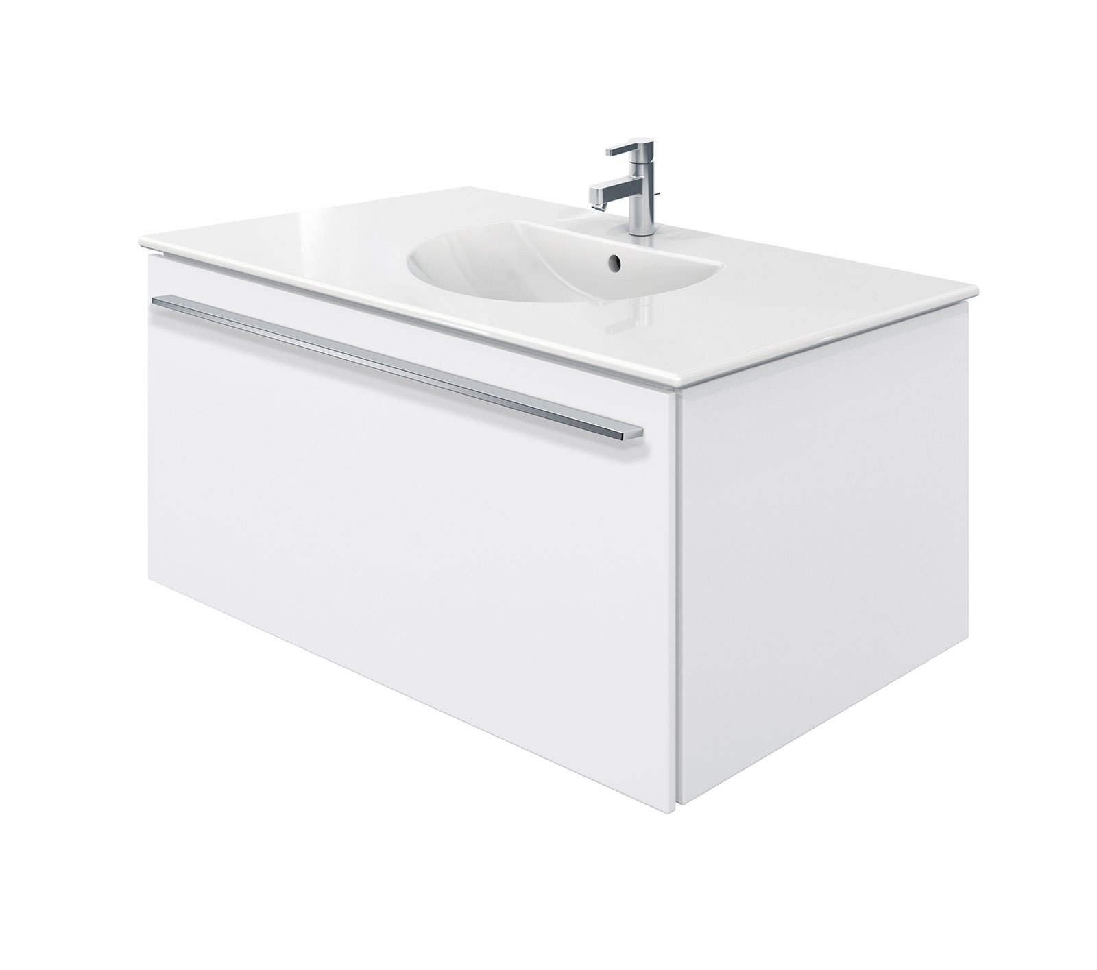 Duravit X-Large 1000mm Vanity Unit With 1030mm Darling New Basin ...