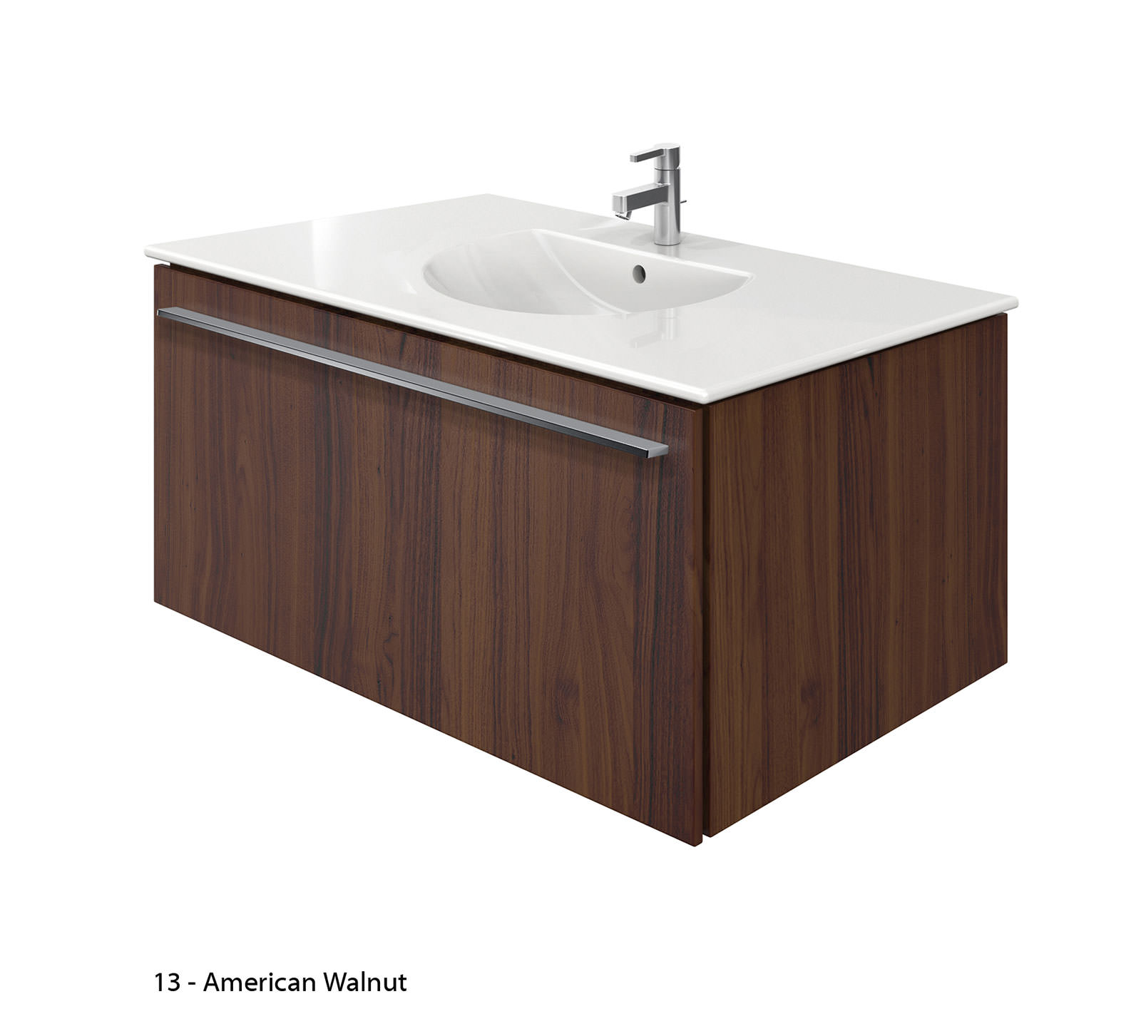 Duravit X-Large 1000mm Vanity Unit With 1030mm Darling New ...