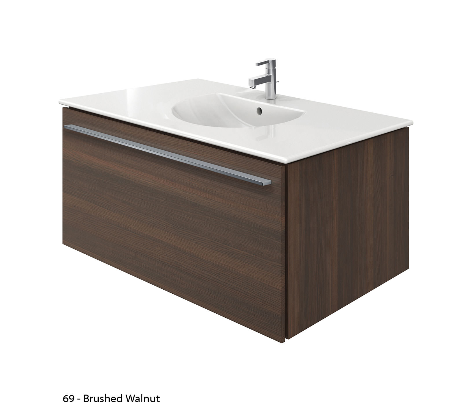 Duravit x large 1000mm vanity unit with 1030mm darling new - Duravit bathroom furniture uk ...