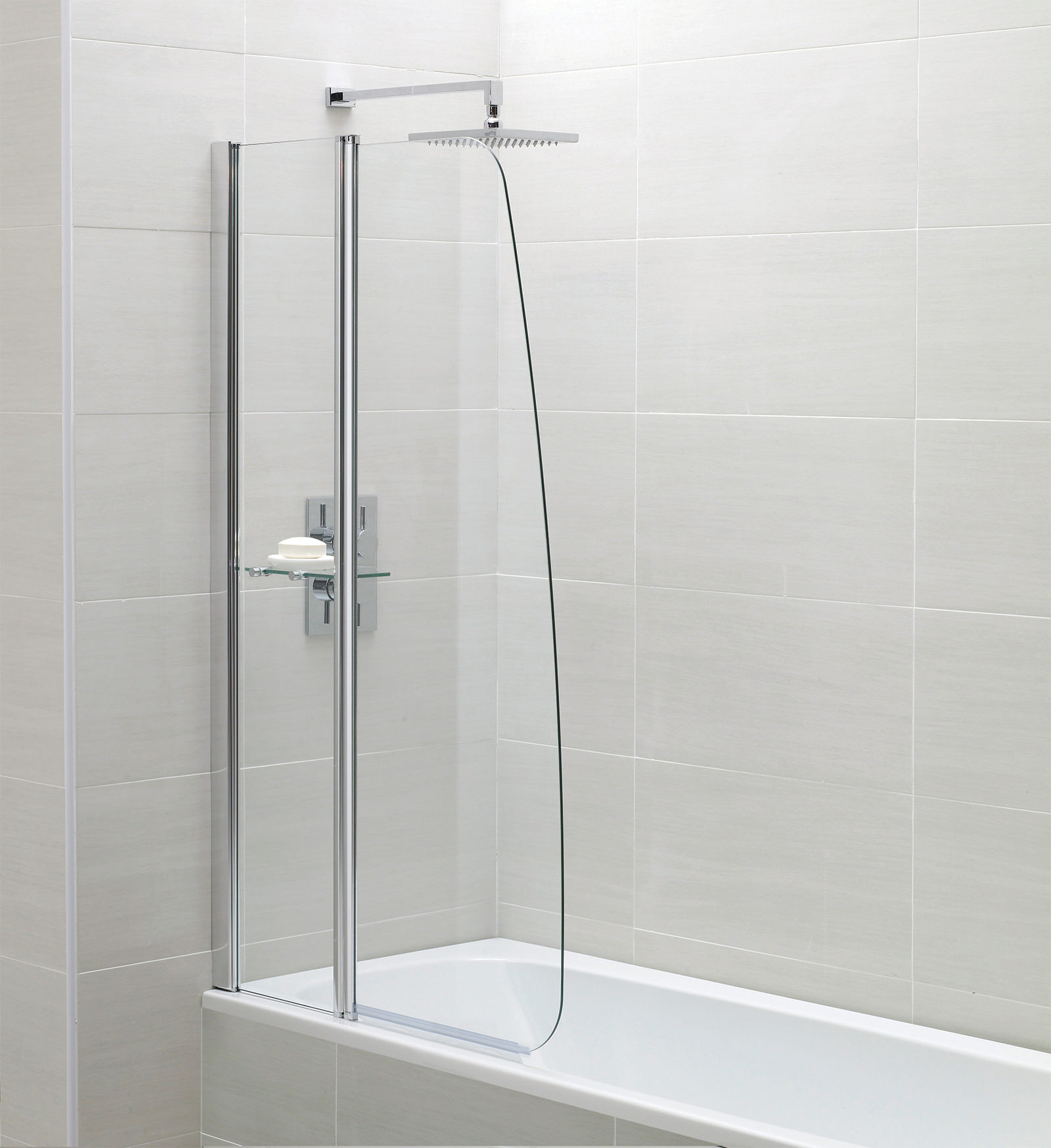 april identiti2 900 x 1400mm sail fixed panel bath screen ap9579s april identiti2 900 x 1400mm sail fixed panel bath screen