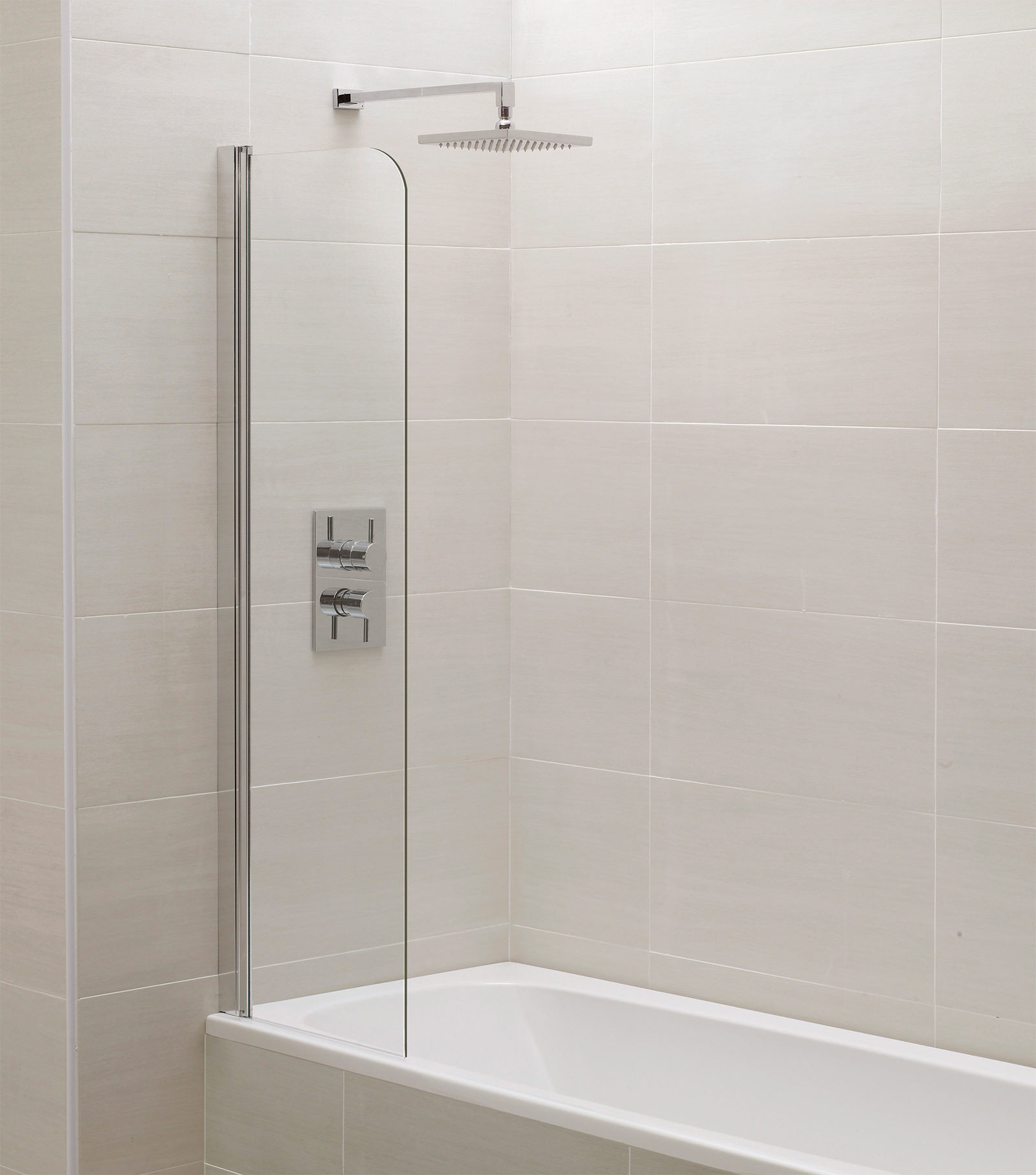Bath Shower Screens / Sliding & Fold Screens / From £34