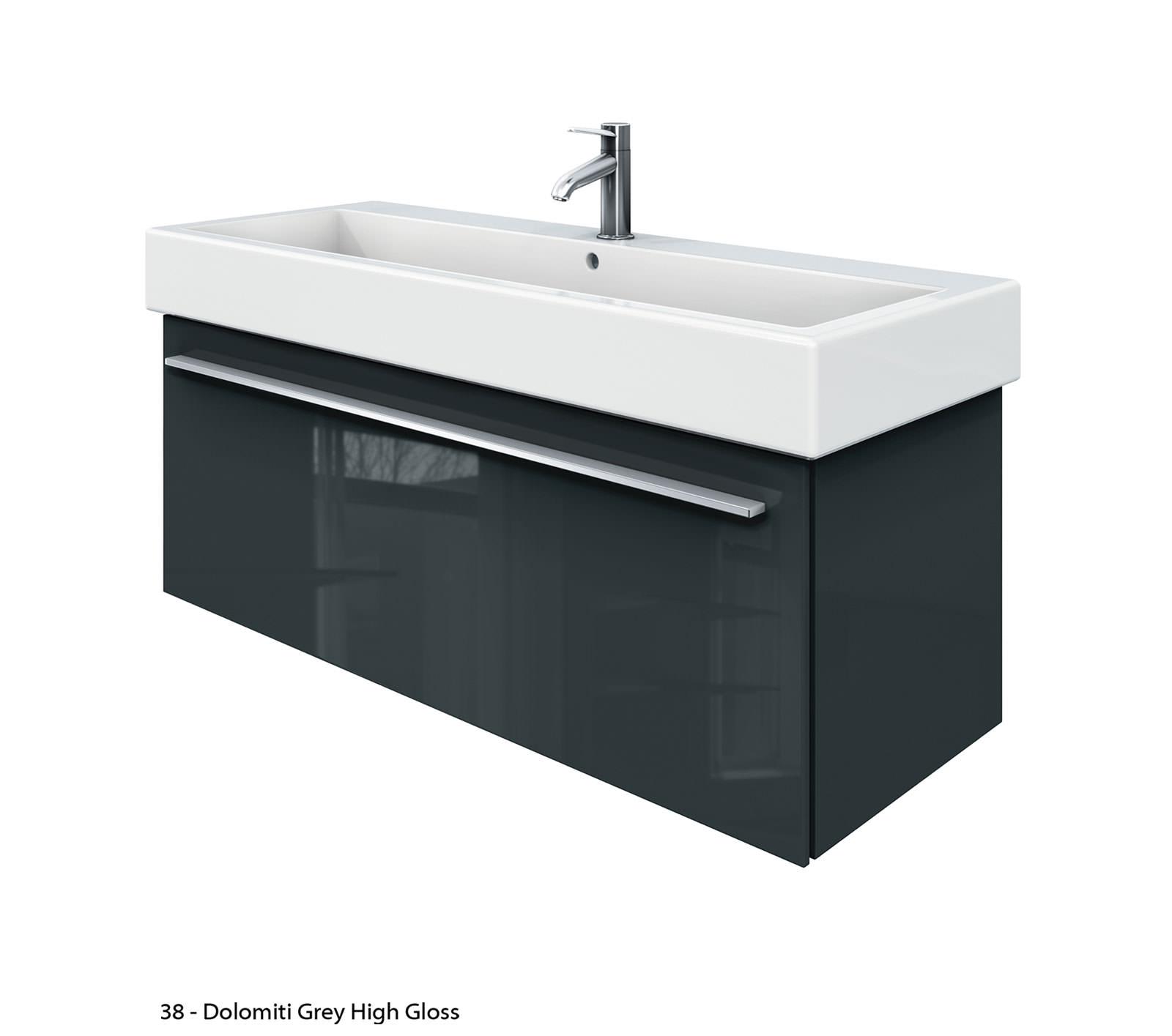 duravit x large 1150mm vanity unit with 1200mm vero washbasin xl6047. Black Bedroom Furniture Sets. Home Design Ideas