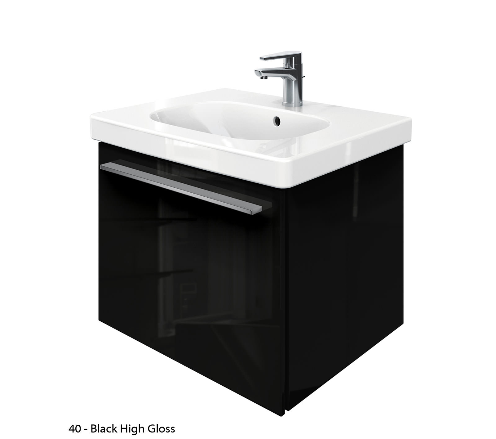 duravit x large 600mm vanity unit with 650mm d code. Black Bedroom Furniture Sets. Home Design Ideas