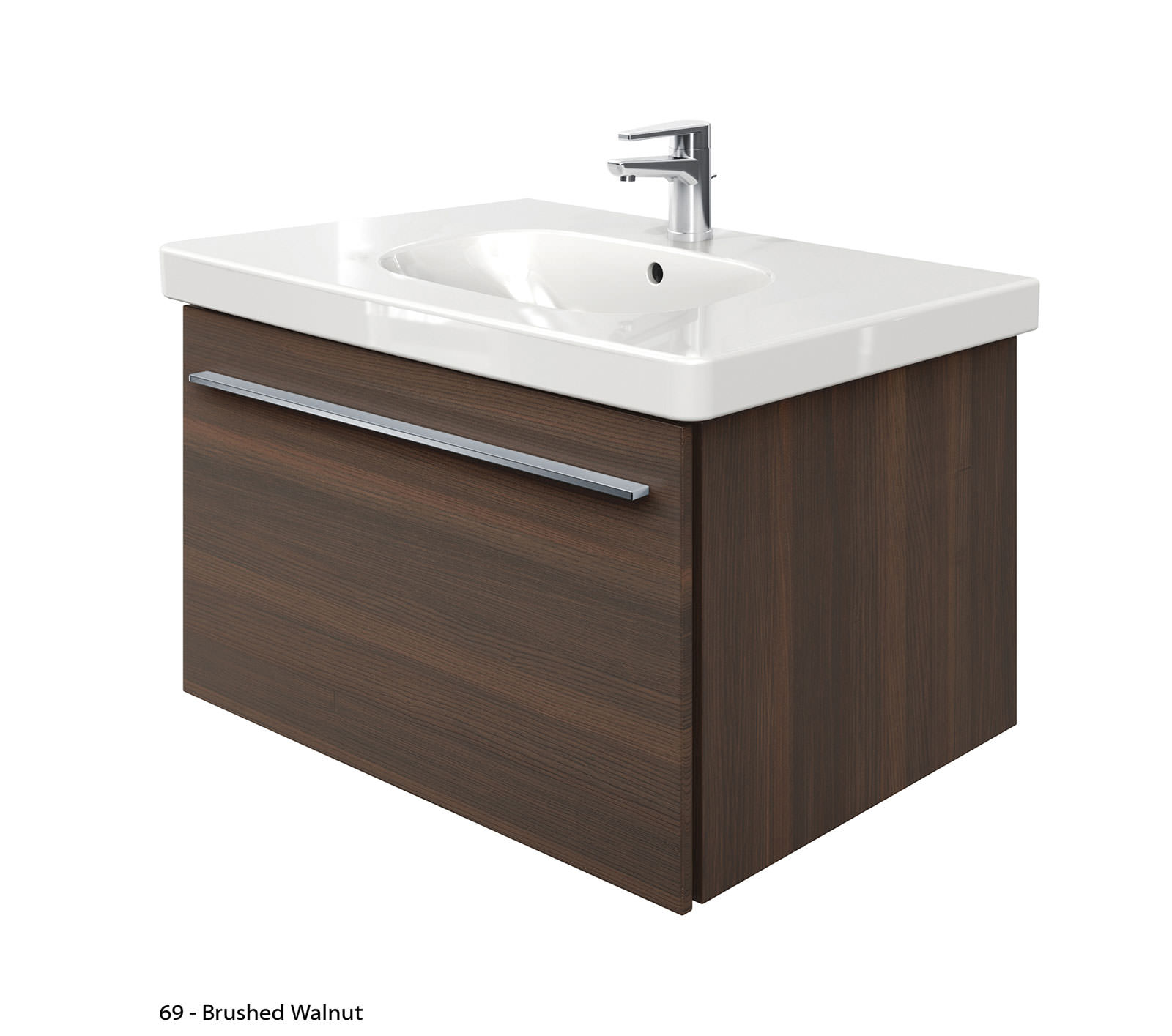 Duravit x large 800mm vanity unit with 850mm d code - Duravit bathroom furniture uk ...