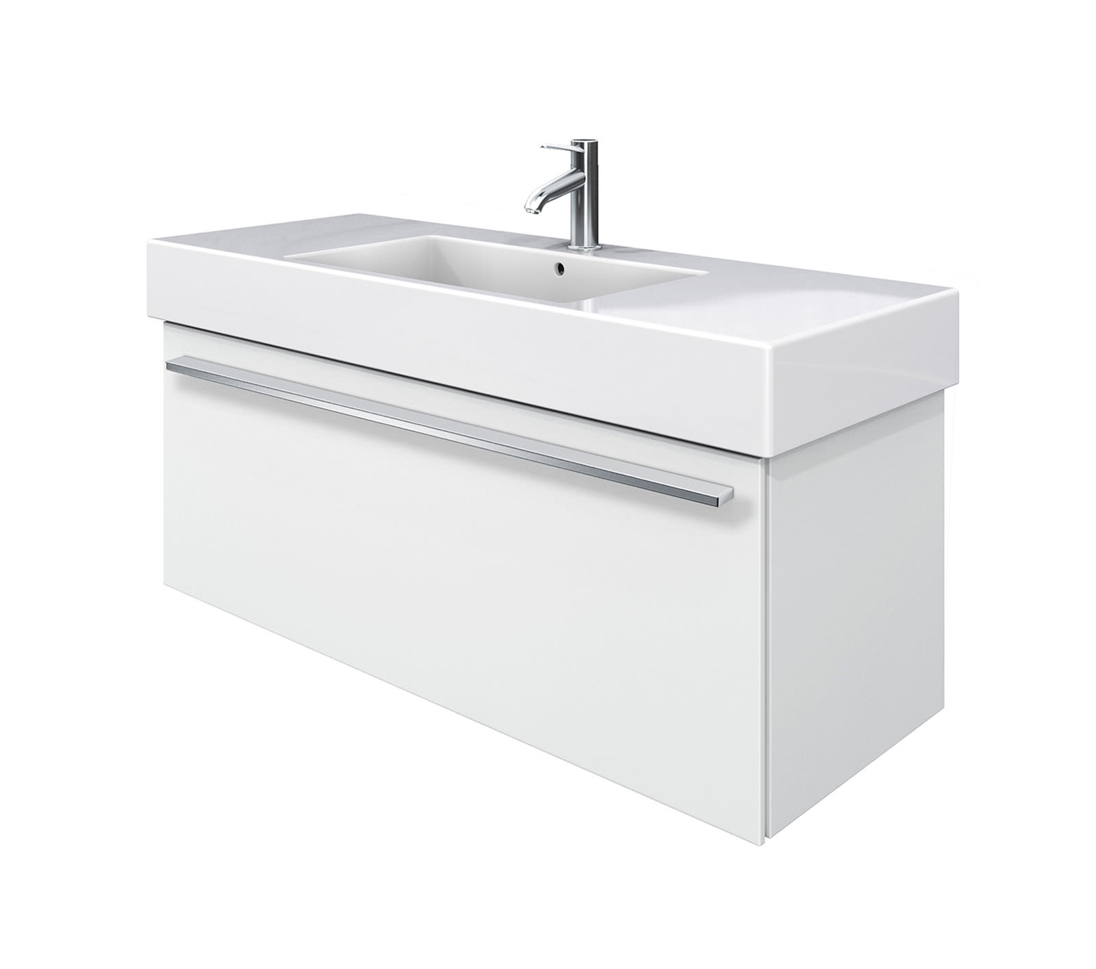 duravit x large 1200mm vanity unit with 1250mm vero washbasin xl605401818. Black Bedroom Furniture Sets. Home Design Ideas