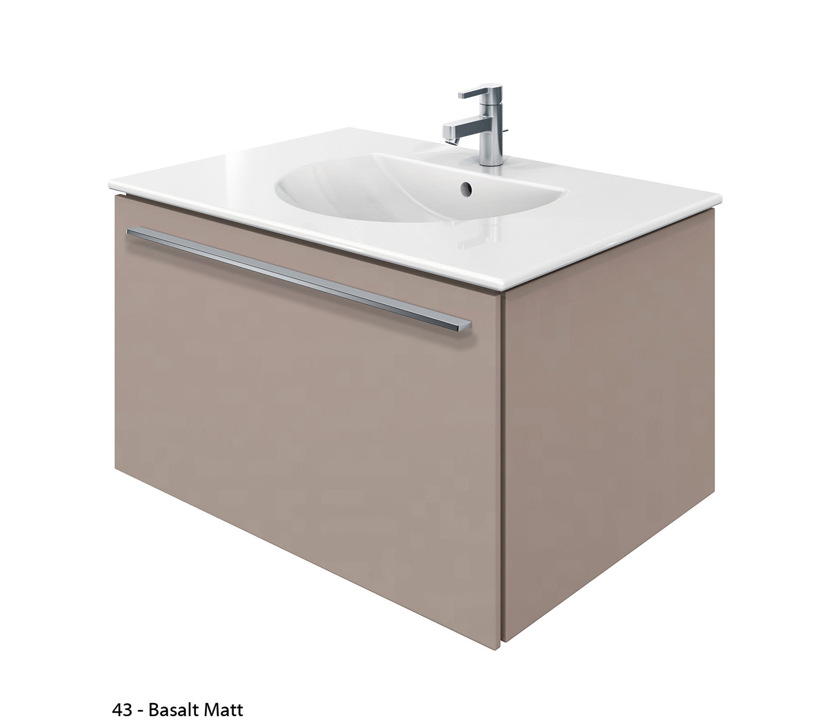 Duravit X-Large 800mm Vanity Unit With 830mm Darling New ...