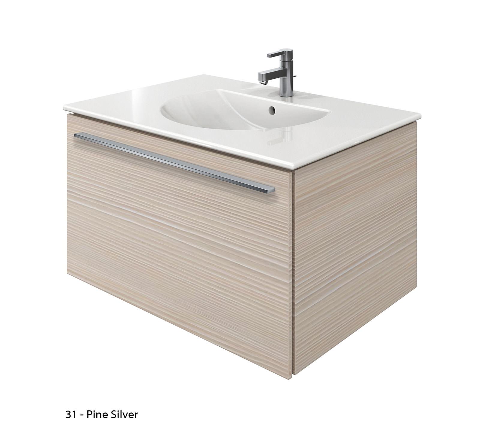 duravit x large 800mm vanity unit with 830mm darling new basin xl6062. Black Bedroom Furniture Sets. Home Design Ideas