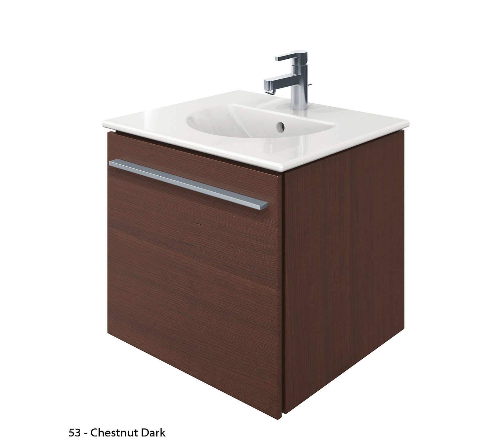 Duravit X-Large 500mm Vanity Unit With 530mm Darling New ...