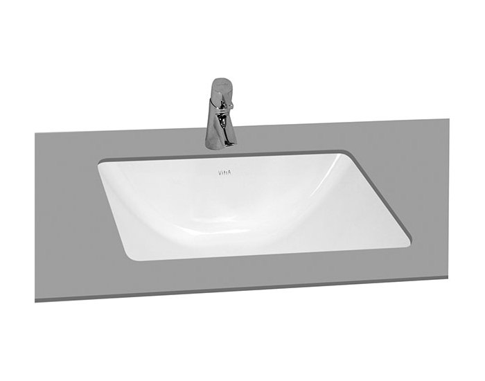 vitra s50 undercounter basin 480mm 5339b003 0012. Black Bedroom Furniture Sets. Home Design Ideas