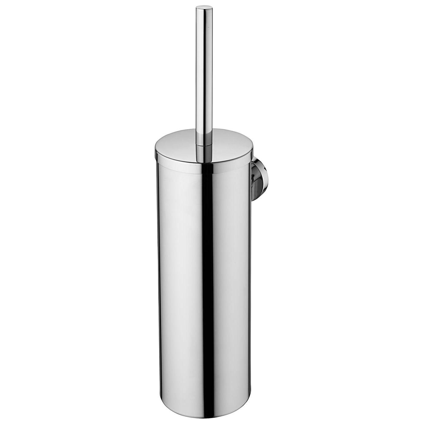 ideal standard iom chrome toilet brush and holder  amy - ideal standard iom chrome holder  brush