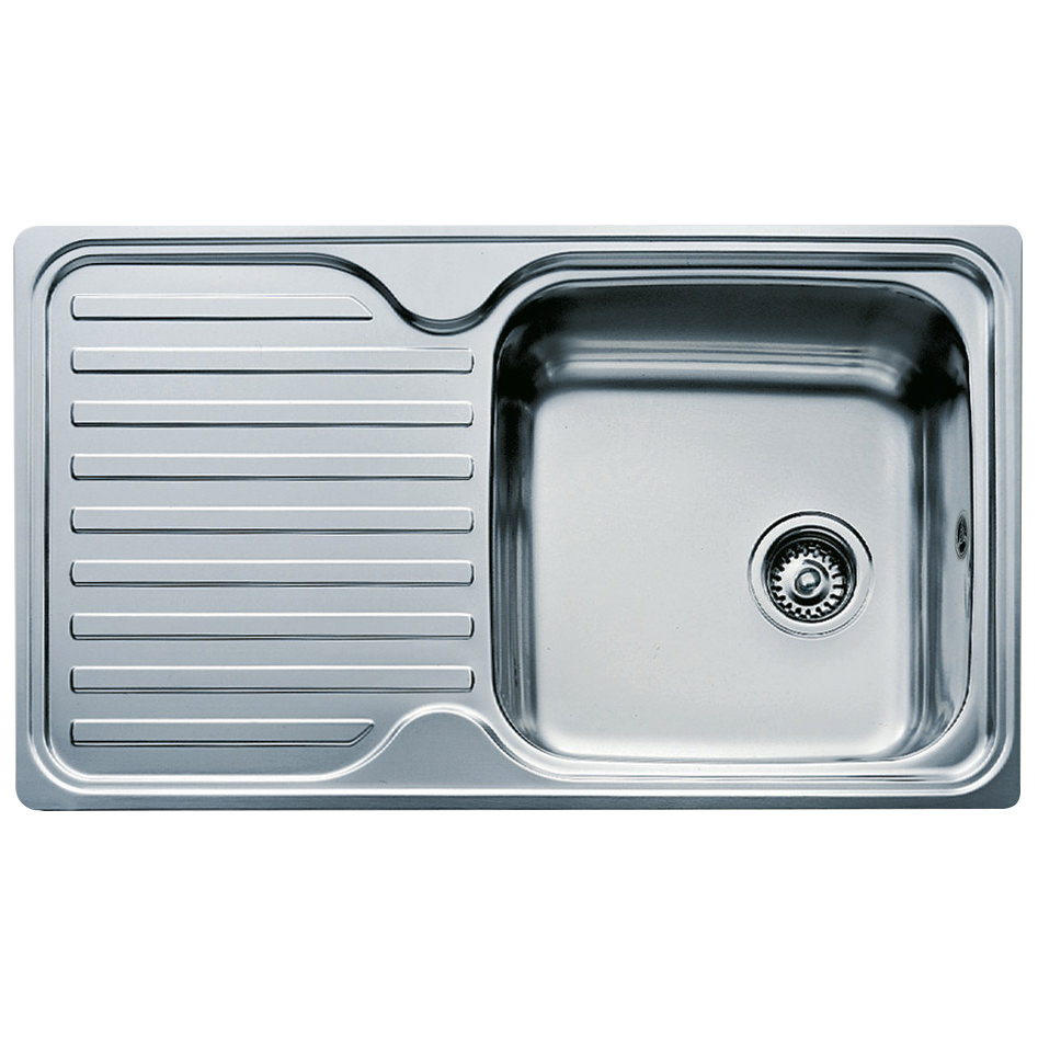 Teka Classic 1b 1d 86 40 Stainless Steel Inset Sink