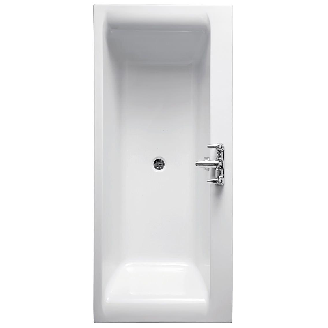 Ideal Standard Alto 1700 X 750mm Double Ended Idealform Bath No Tapholes