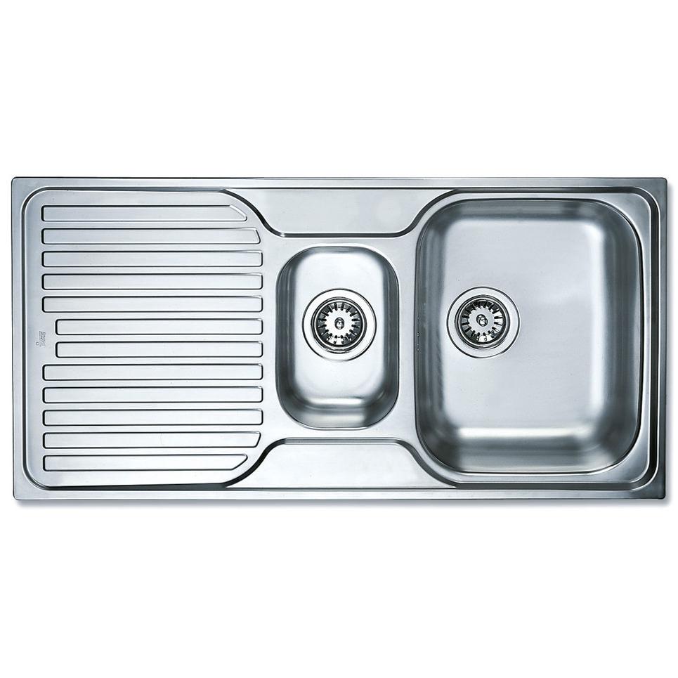 Teka Princess 1 5b 1d Stainless Steel Inset Sink Ctk1050box