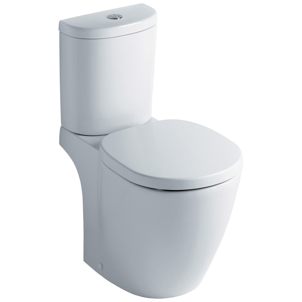 Ideal Standard Toilet.Ideal Standard Concept Close Coupled Wc Pan 665mm