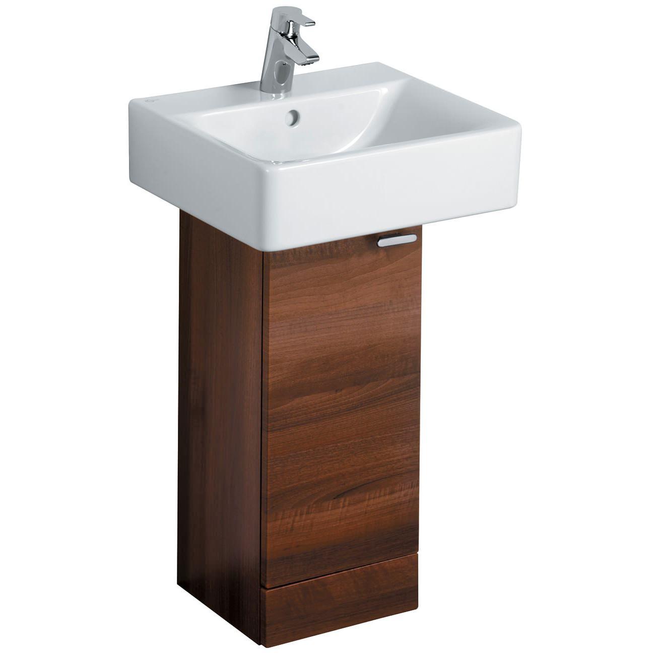 Pedestal Vanity Unit : ... small vanity units ideal standard concept basin pedestal unit 300mm