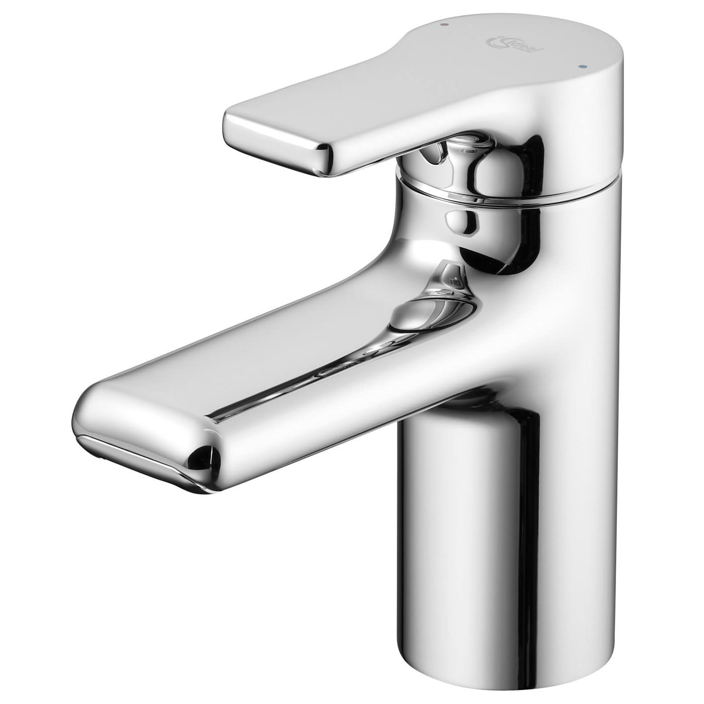ideal standard attitude waterfall outlet basin mixer tap. Black Bedroom Furniture Sets. Home Design Ideas